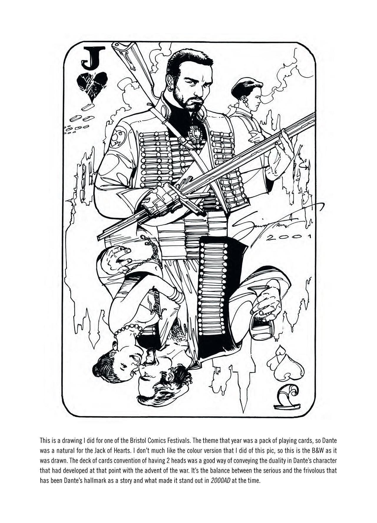 Read online Nikolai Dante comic -  Issue # TPB 3 - 146