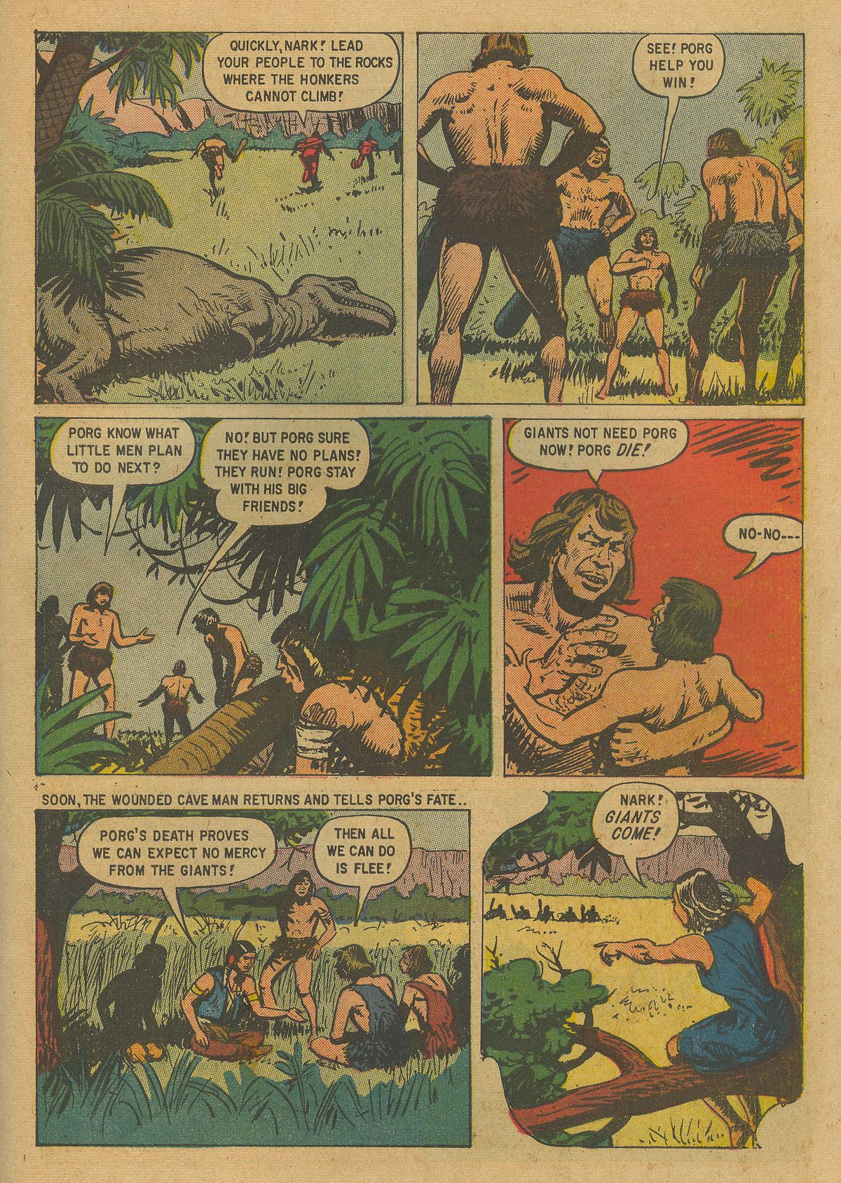 Read online Turok, Son of Stone comic -  Issue #19 - 31