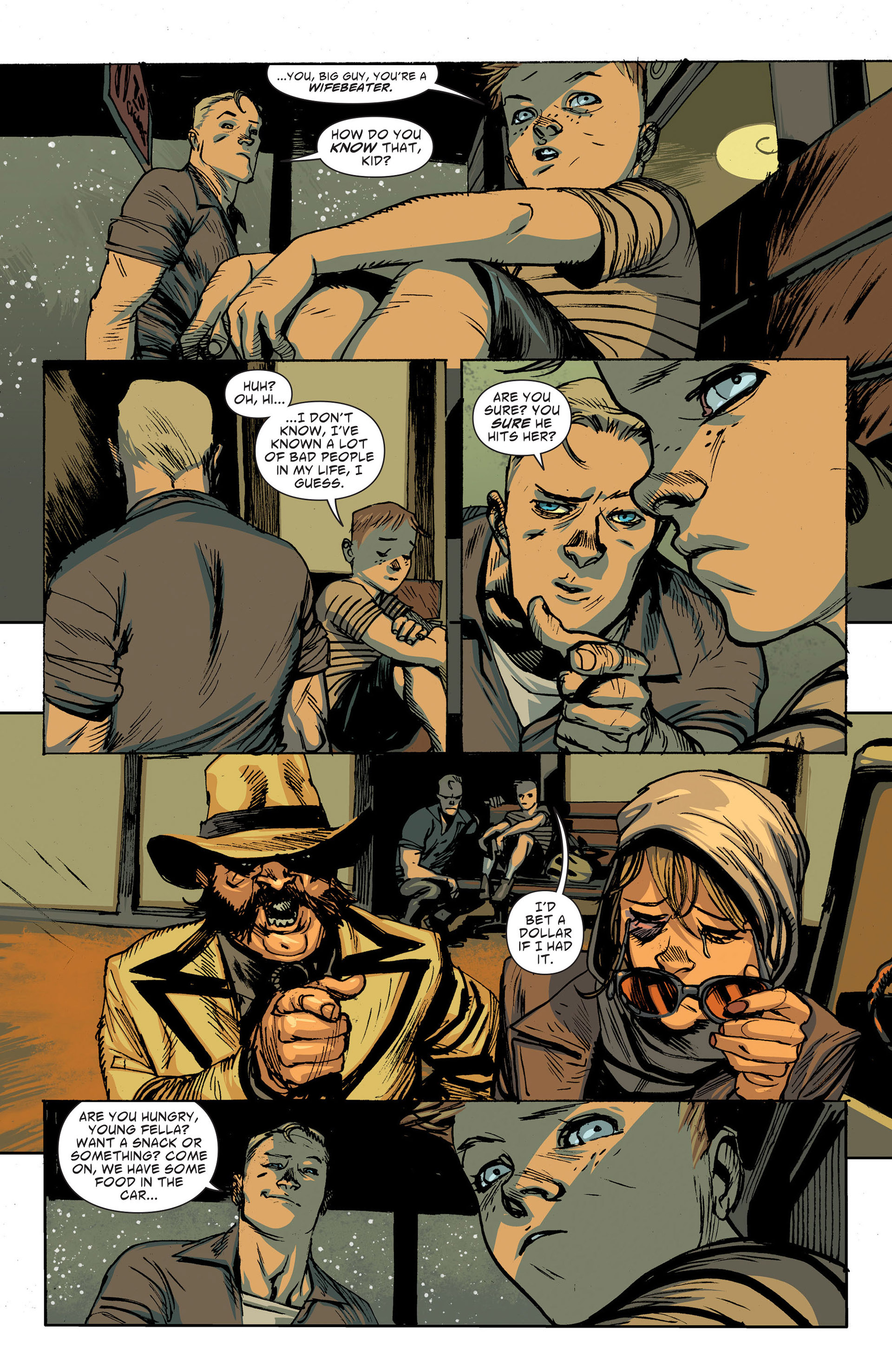 Read online American Vampire: The Long Road To Hell comic -  Issue # Full - 23