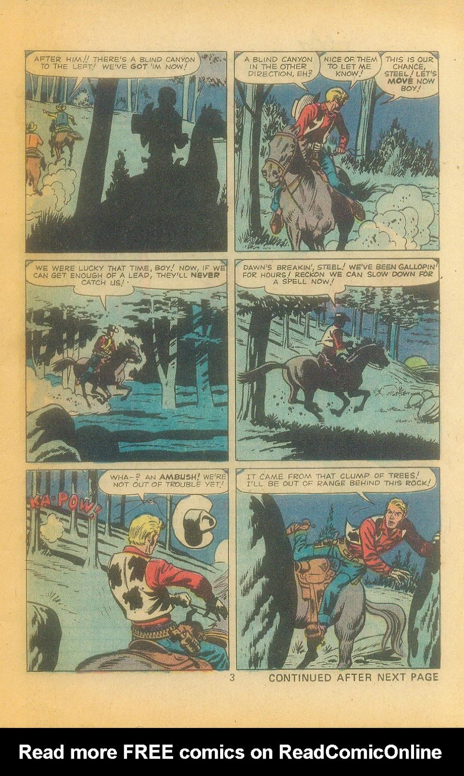 Kid Colt Outlaw issue 197 - Page 5
