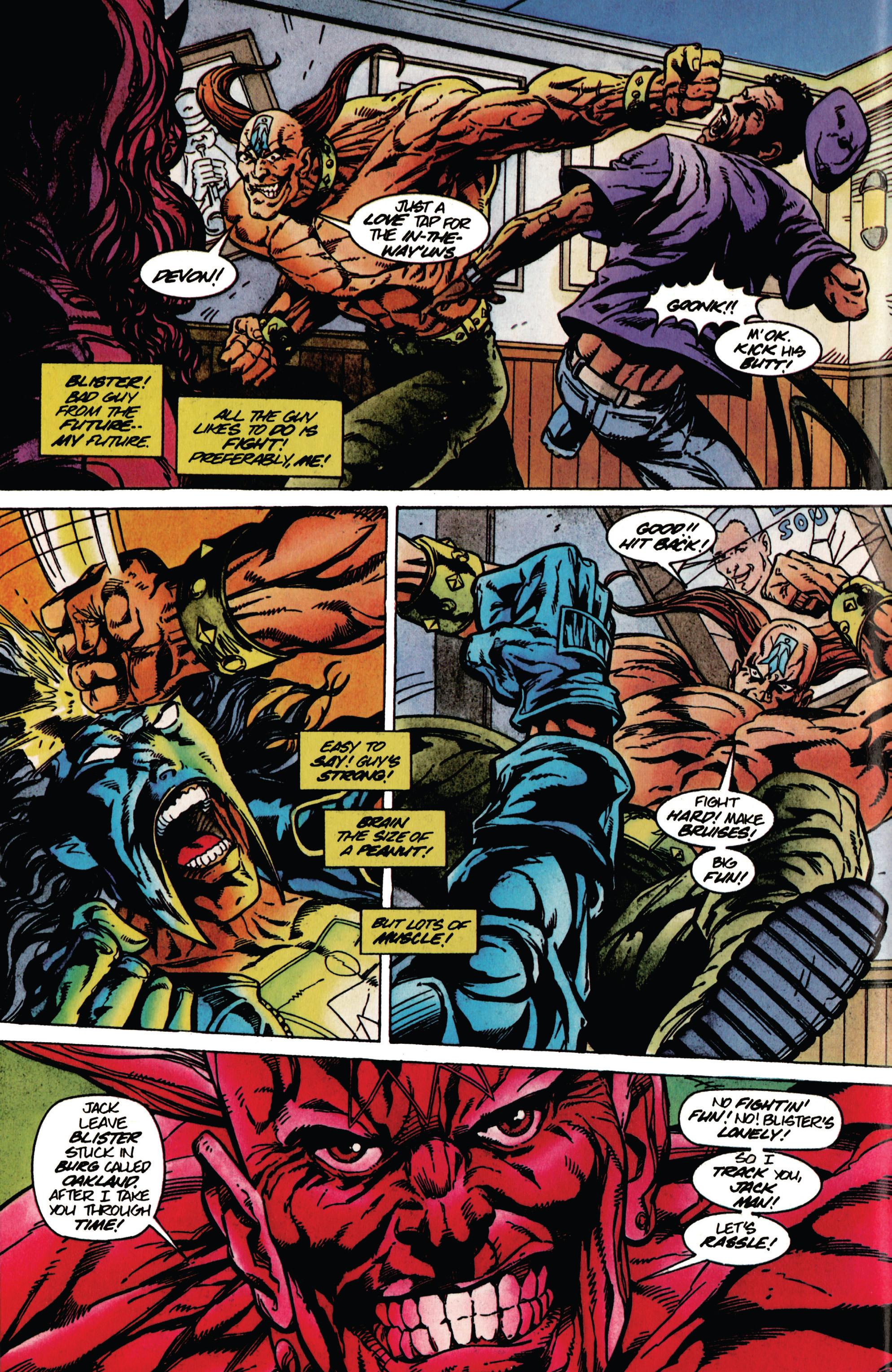 Read online Shadowman (1992) comic -  Issue #37 - 8