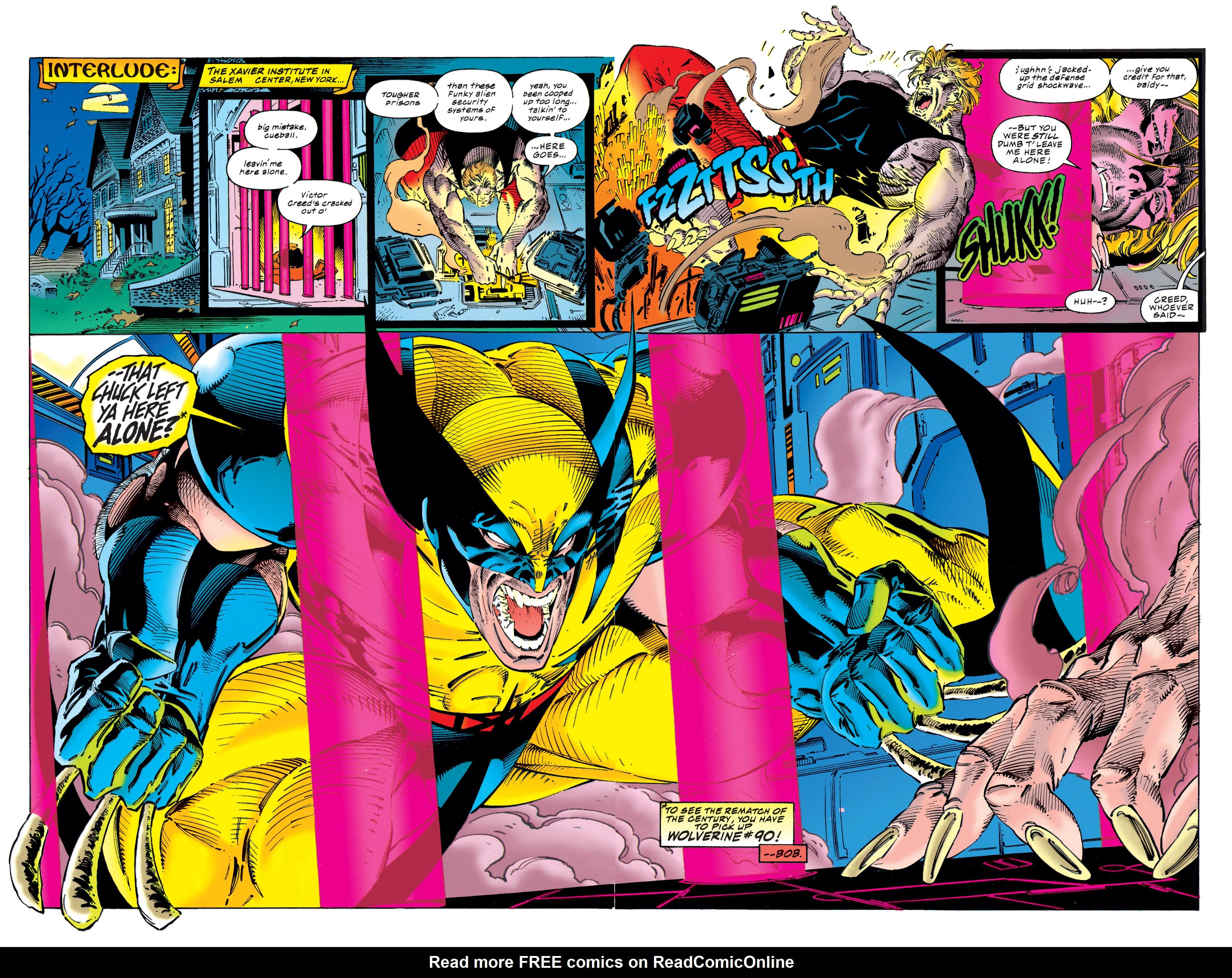 X-Men (1991) 40 Page 10