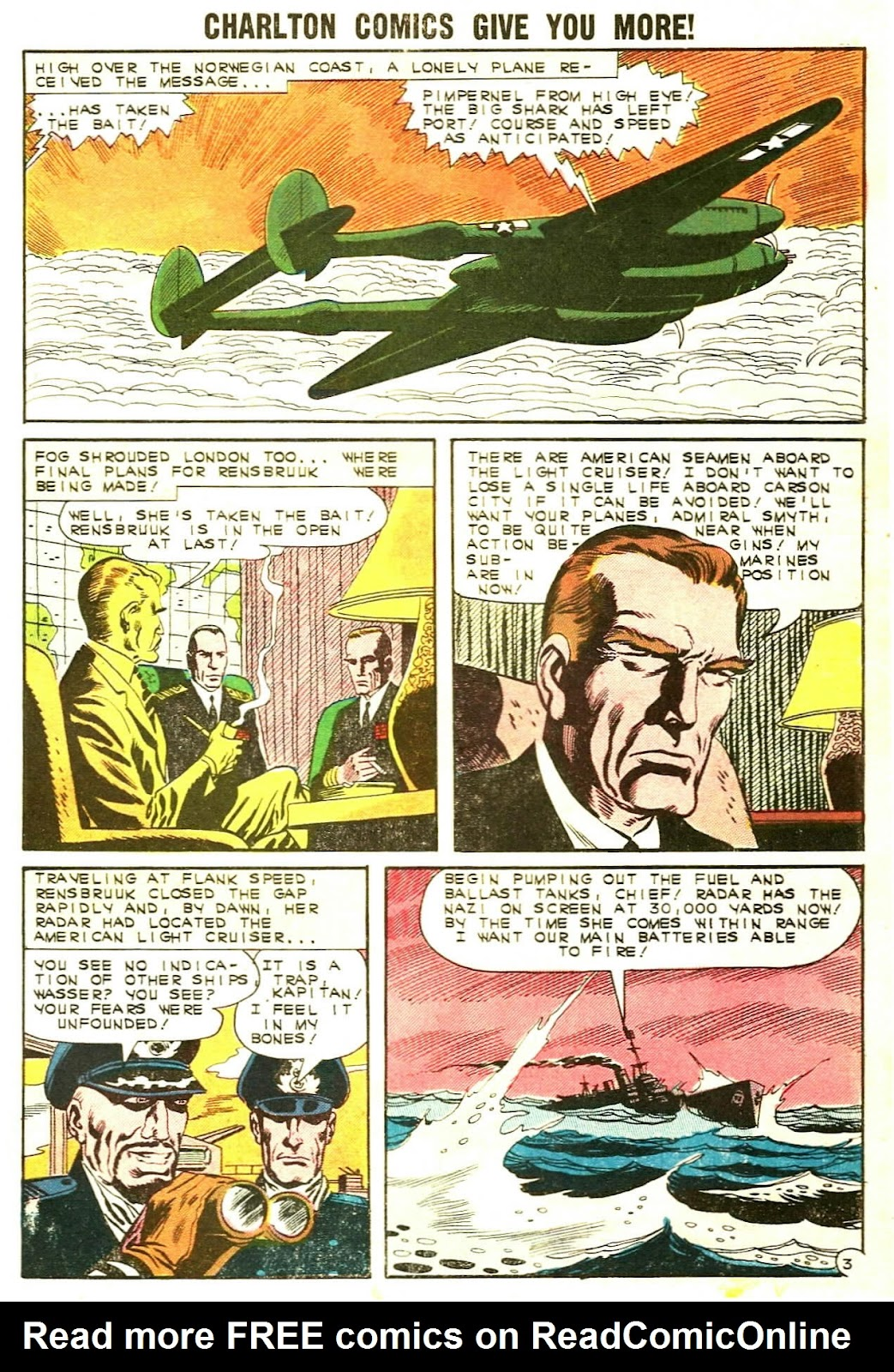 Read online Fightin' Navy comic -  Issue #107 - 27
