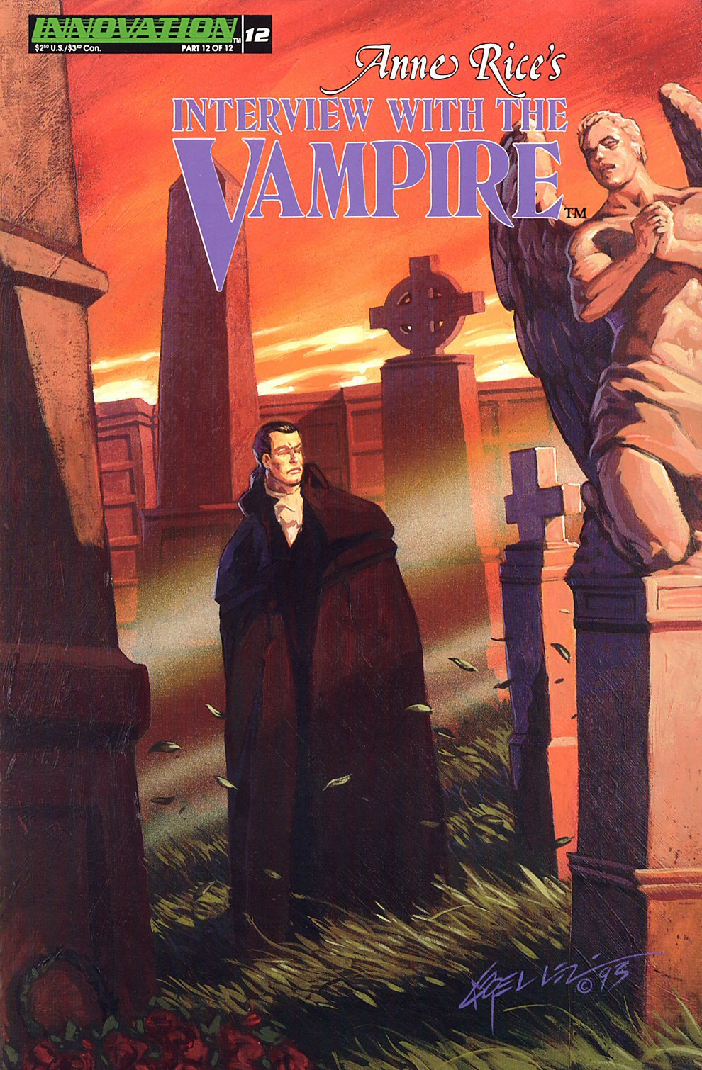 Read online Anne Rice's Interview with the Vampire comic -  Issue #12 - 1