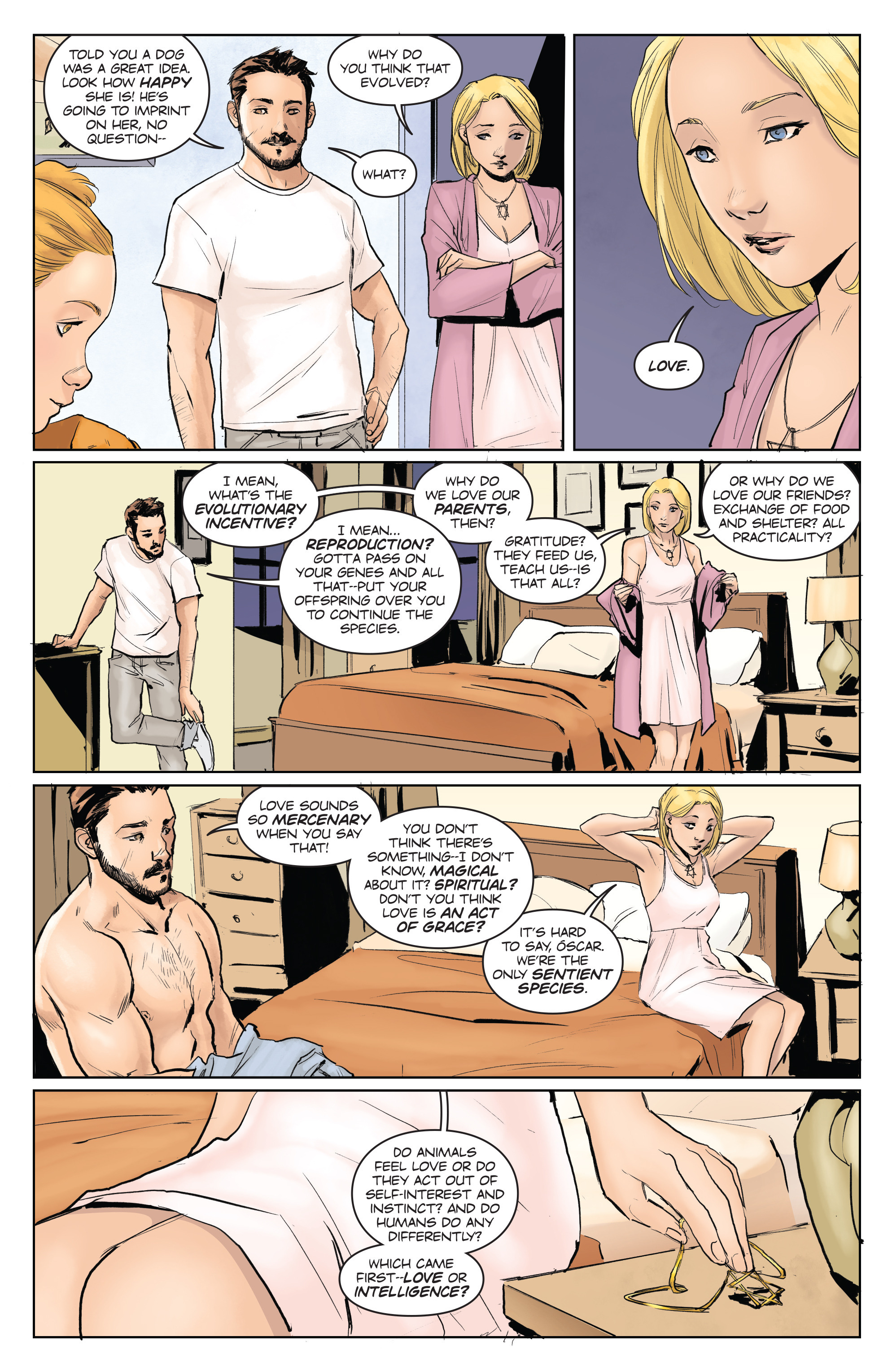 Read online Animosity comic -  Issue #4 - 4