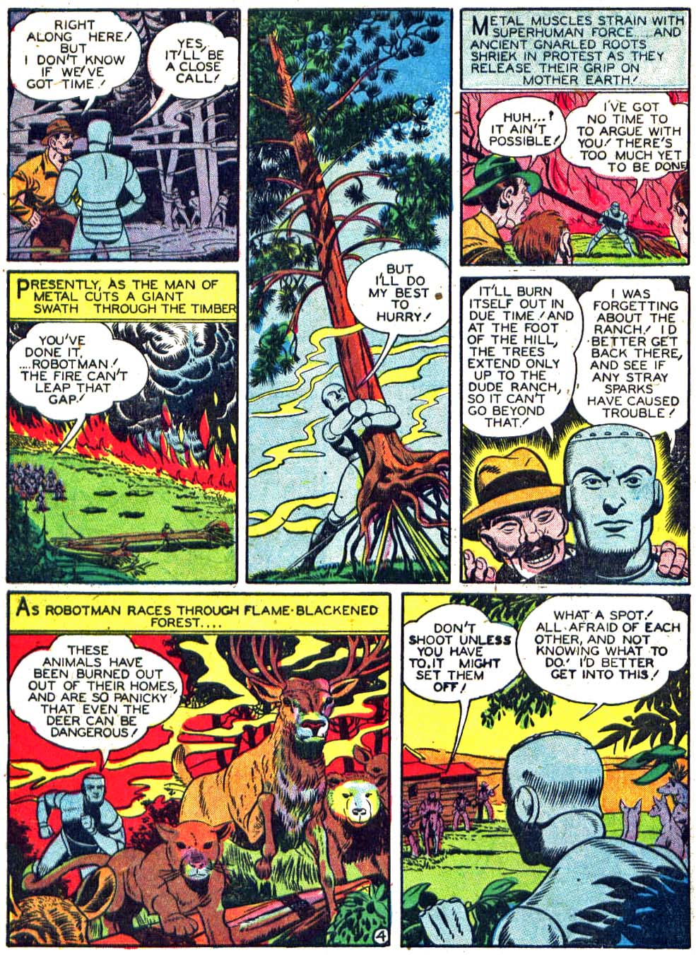 Star Spangled Comics (1941) issue 27 - Page 54