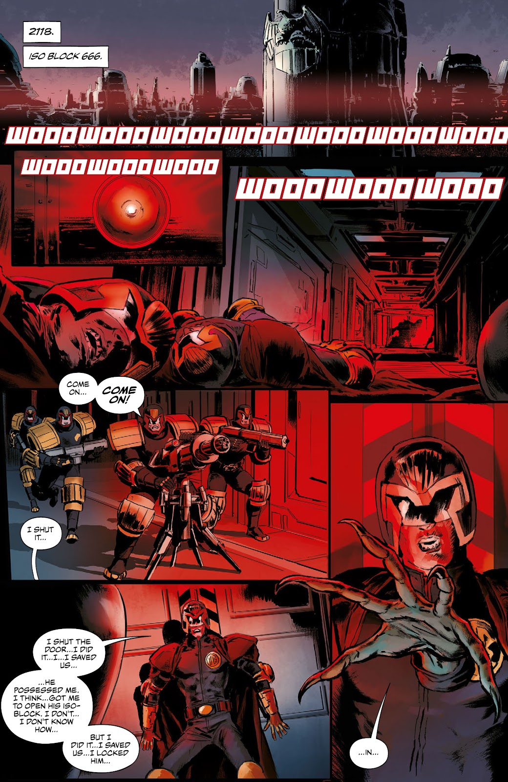 Read online 2000 AD Villains Special comic -  Issue # Full - 3