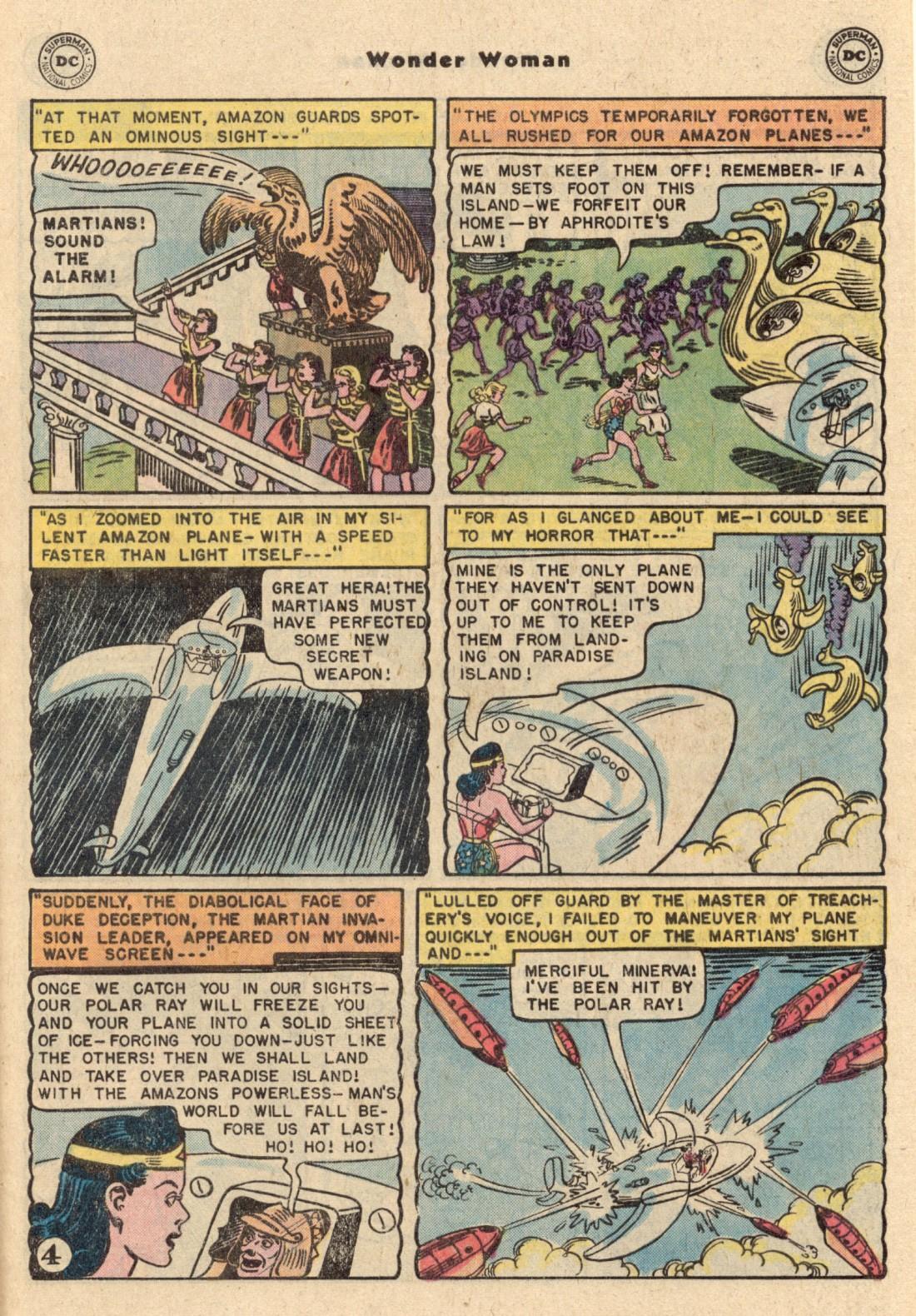 Read online Wonder Woman (1942) comic -  Issue #62 - 27