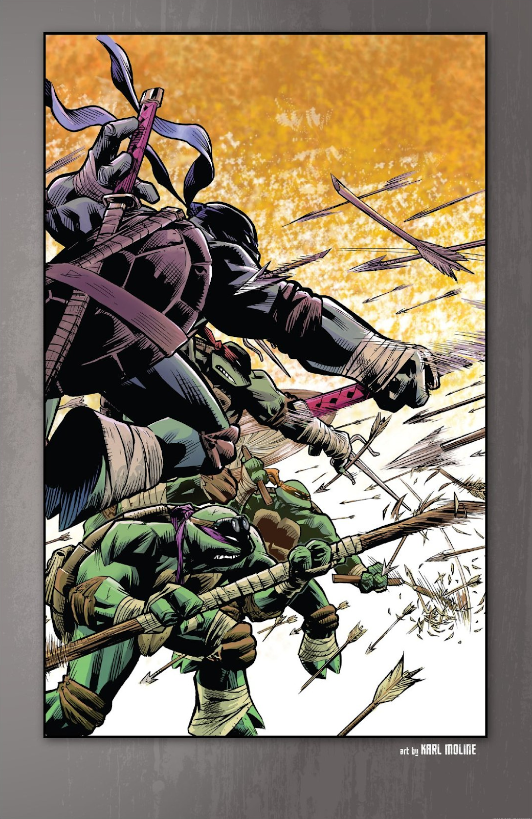 Read online Teenage Mutant Ninja Turtles: The IDW Collection comic -  Issue # TPB 9 (Part 1) - 28