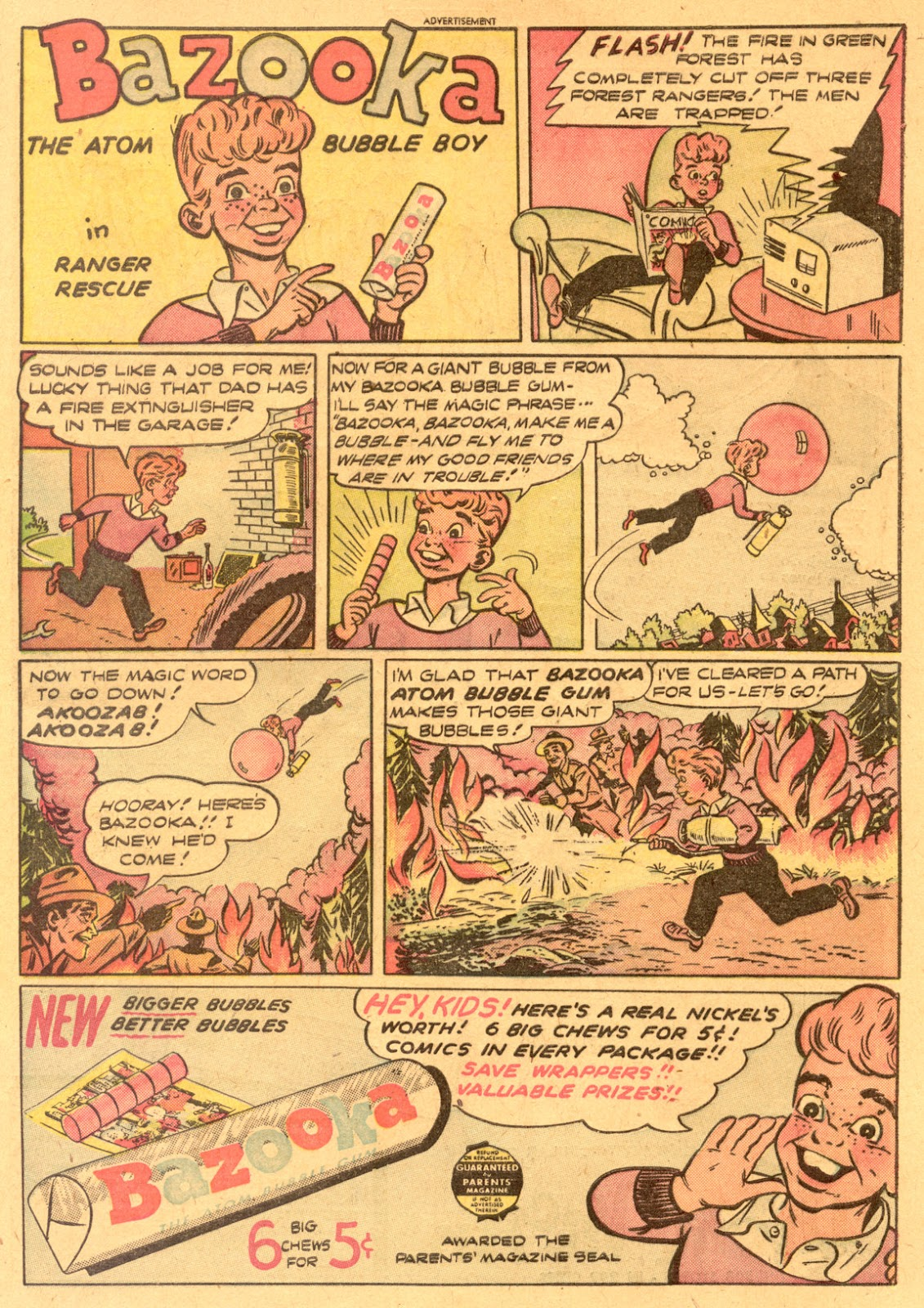 Star Spangled Comics (1941) issue 80 - Page 48