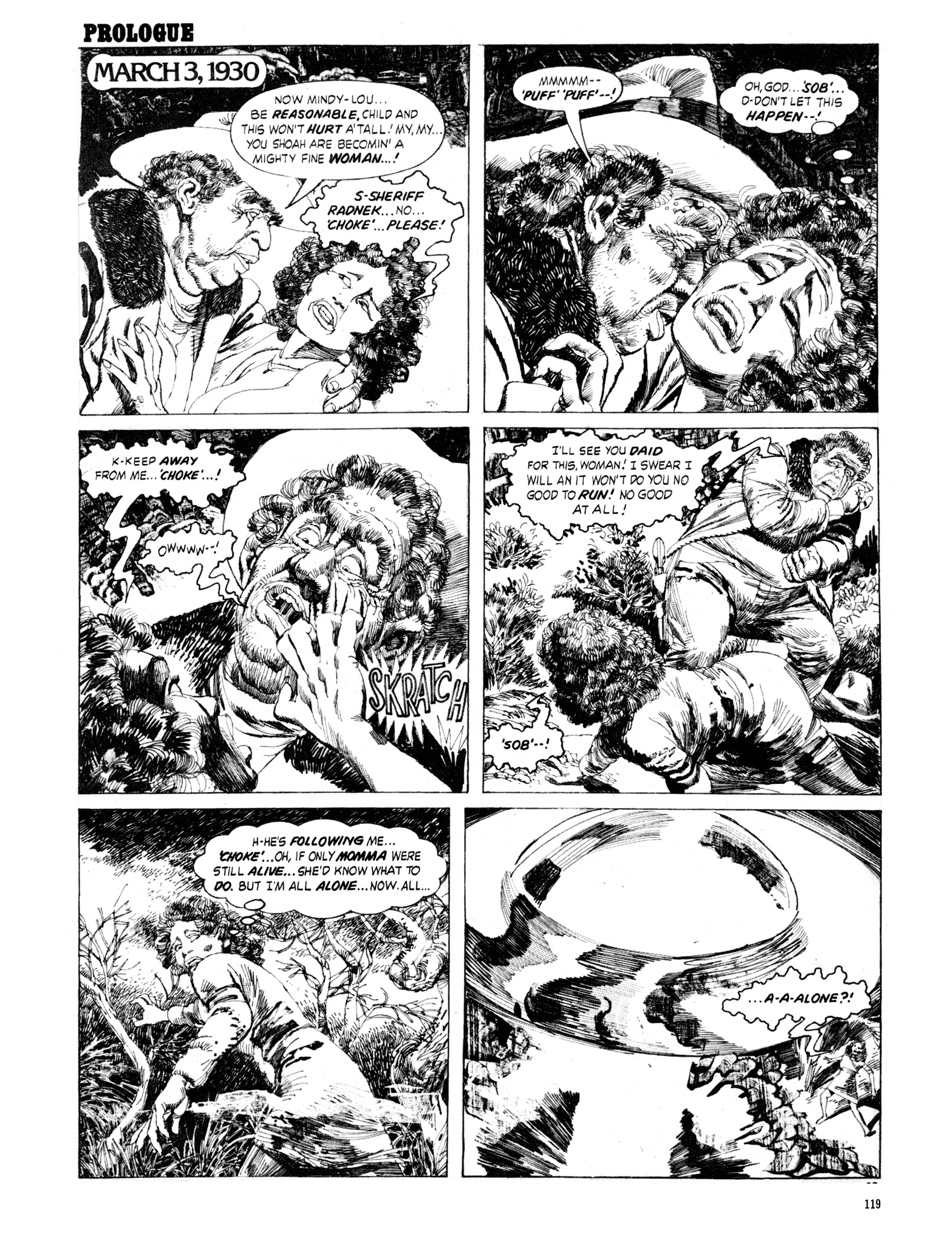 Read online Eerie Archives comic -  Issue # TPB 18 - 120
