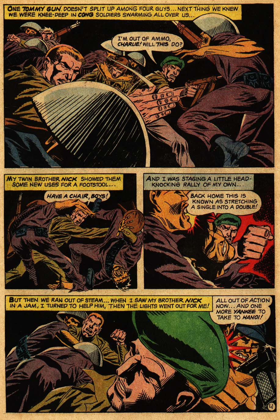 Our Fighting Forces (1954) issue 106 - Page 6