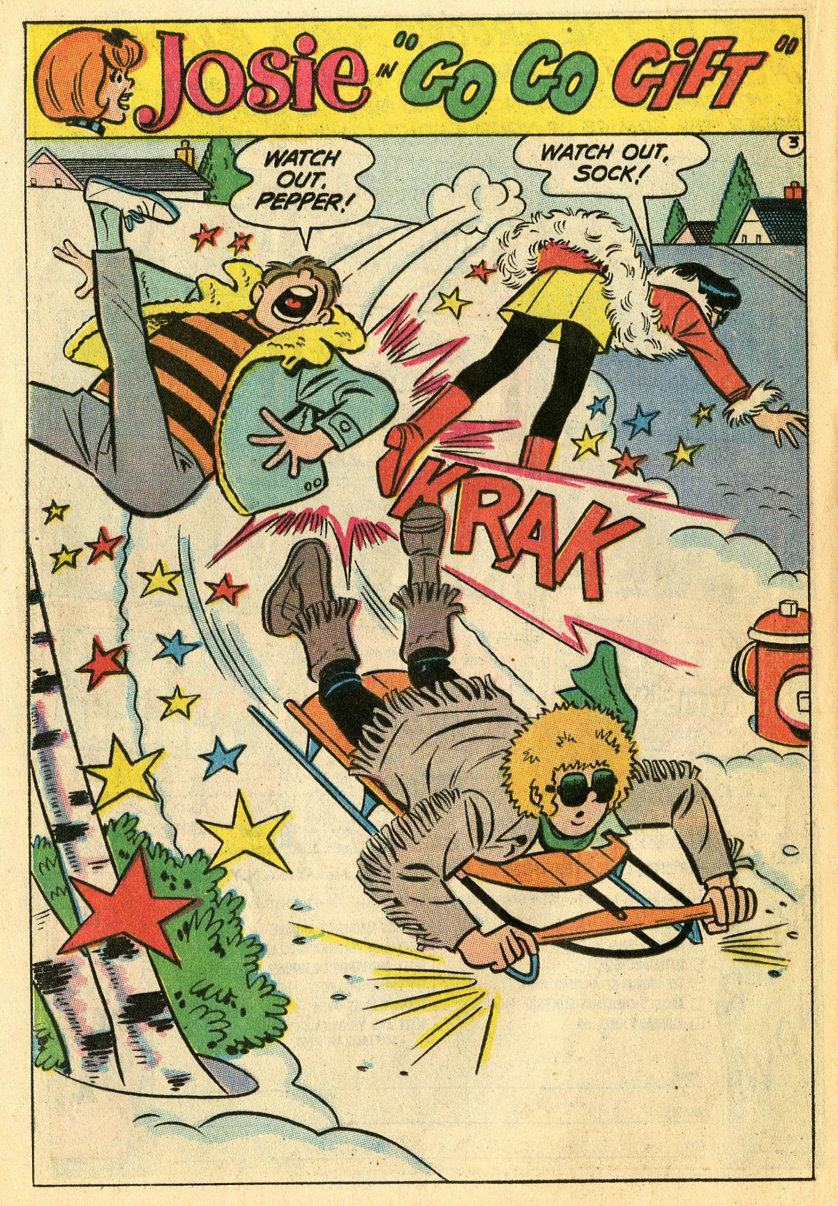Read online She's Josie comic -  Issue #39 - 20