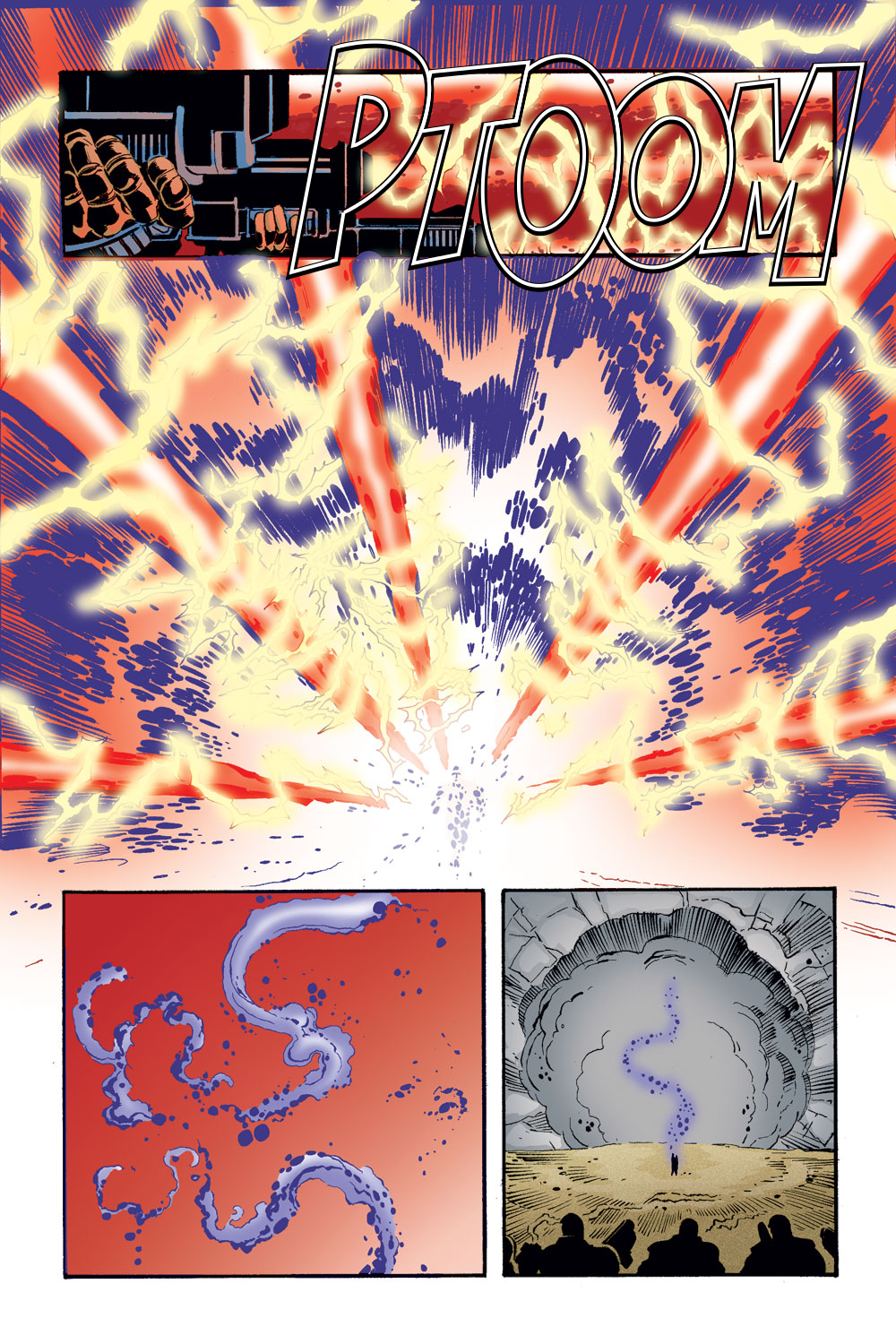 Read online Avengers (1998) comic -  Issue #51 - 20