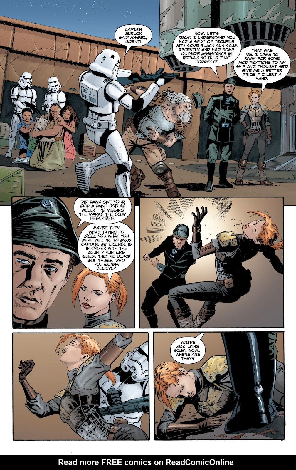 Read online Star Wars Legends: Legacy - Epic Collection comic -  Issue # TPB 2 (Part 2) - 43