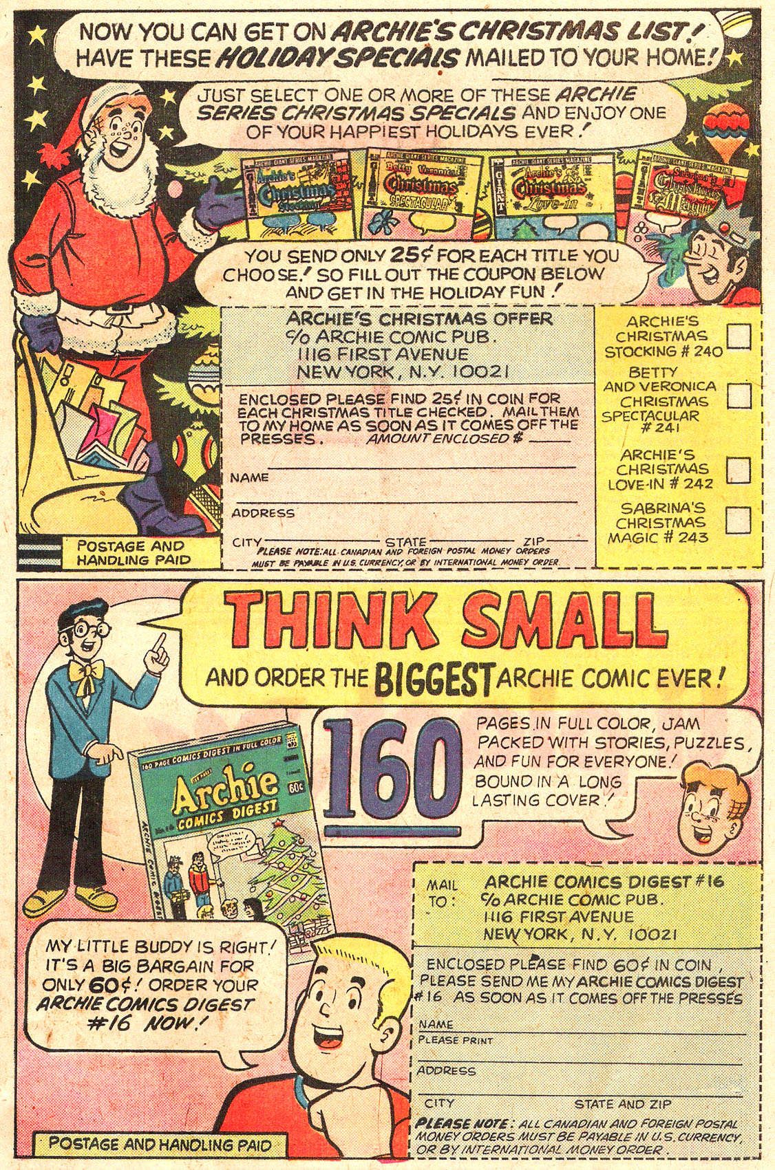 Read online Archie (1960) comic -  Issue #250 - 27