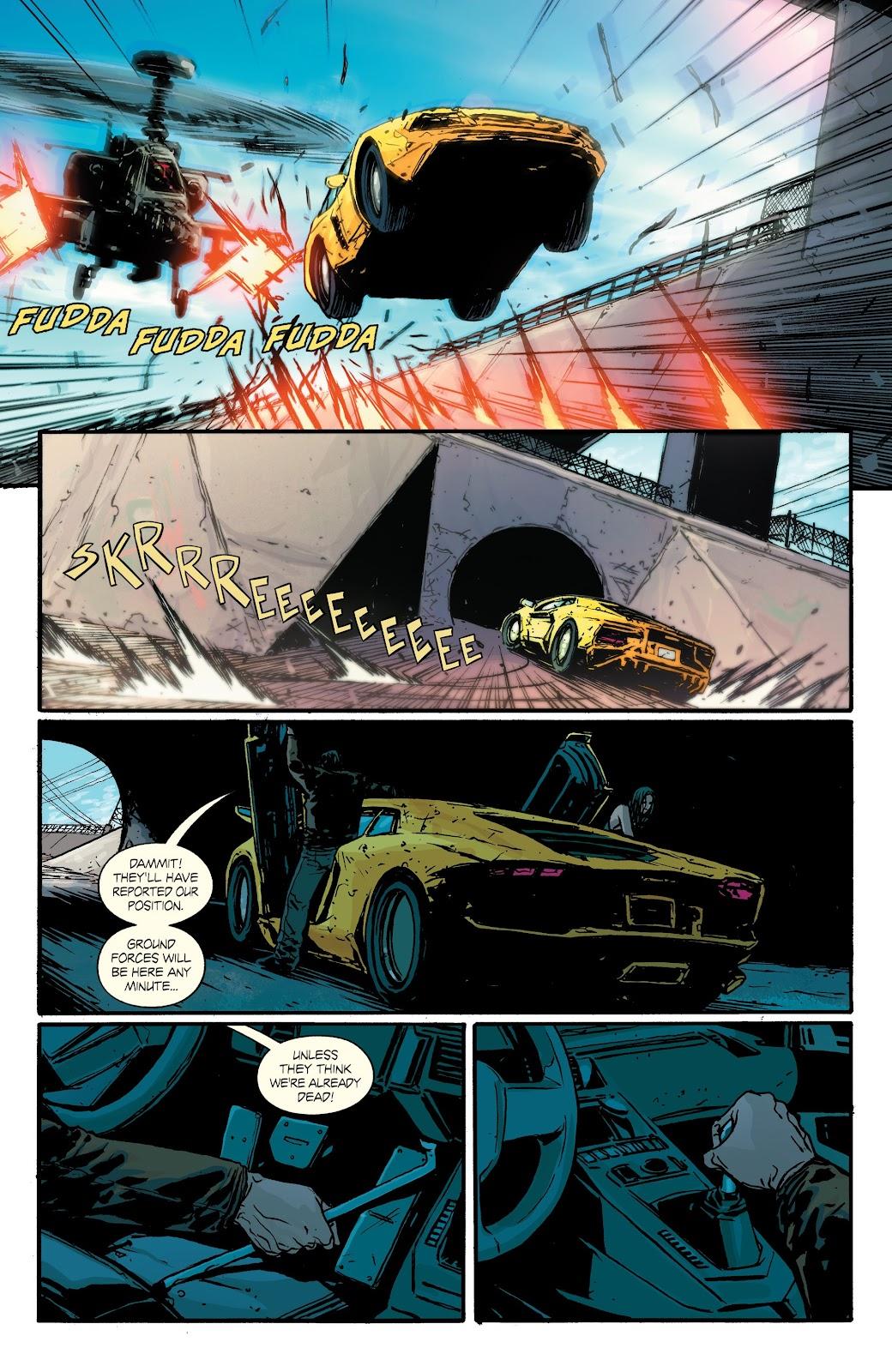 Read online Hardcore comic -  Issue #2 - 20