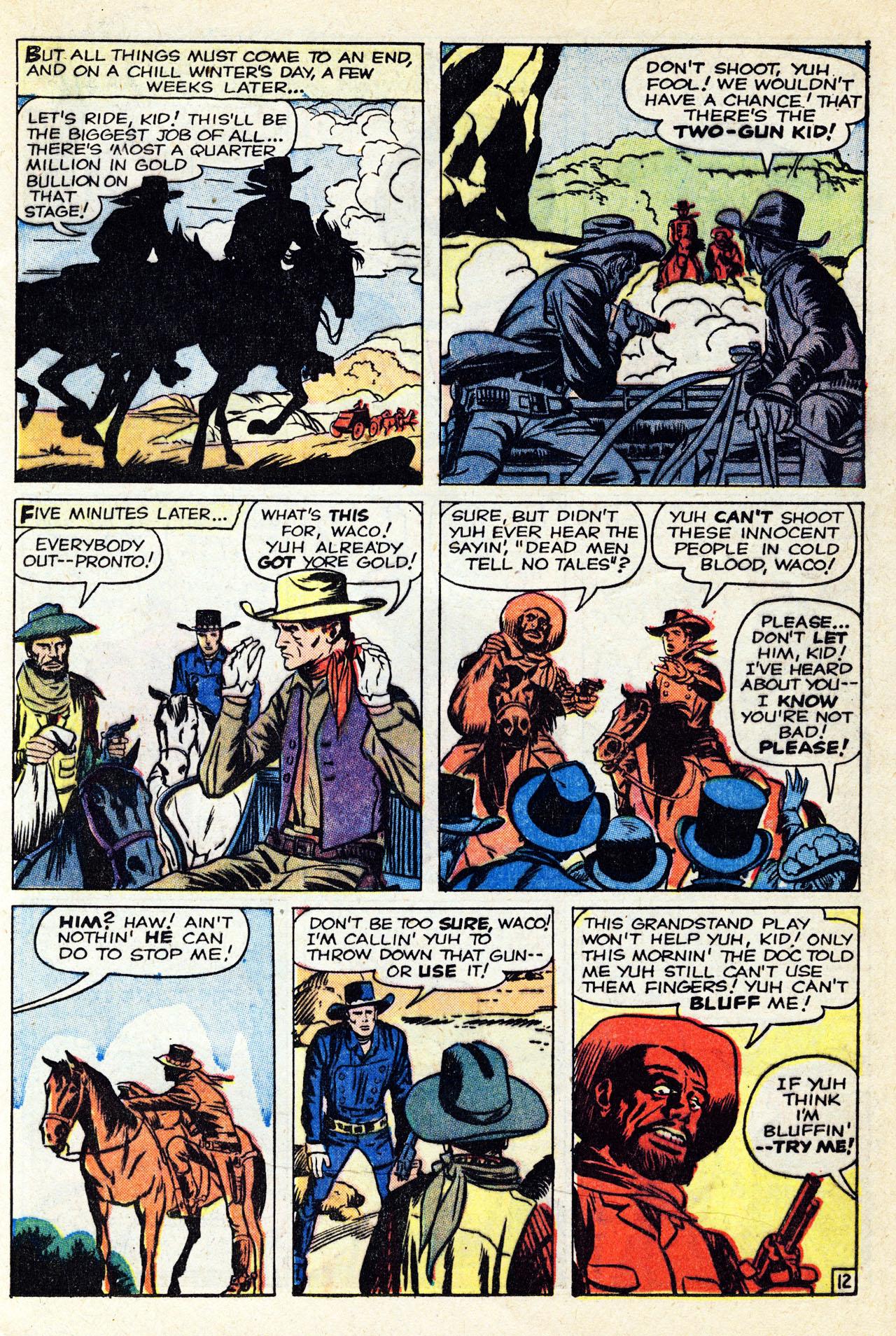 Read online Two-Gun Kid comic -  Issue #59 - 17