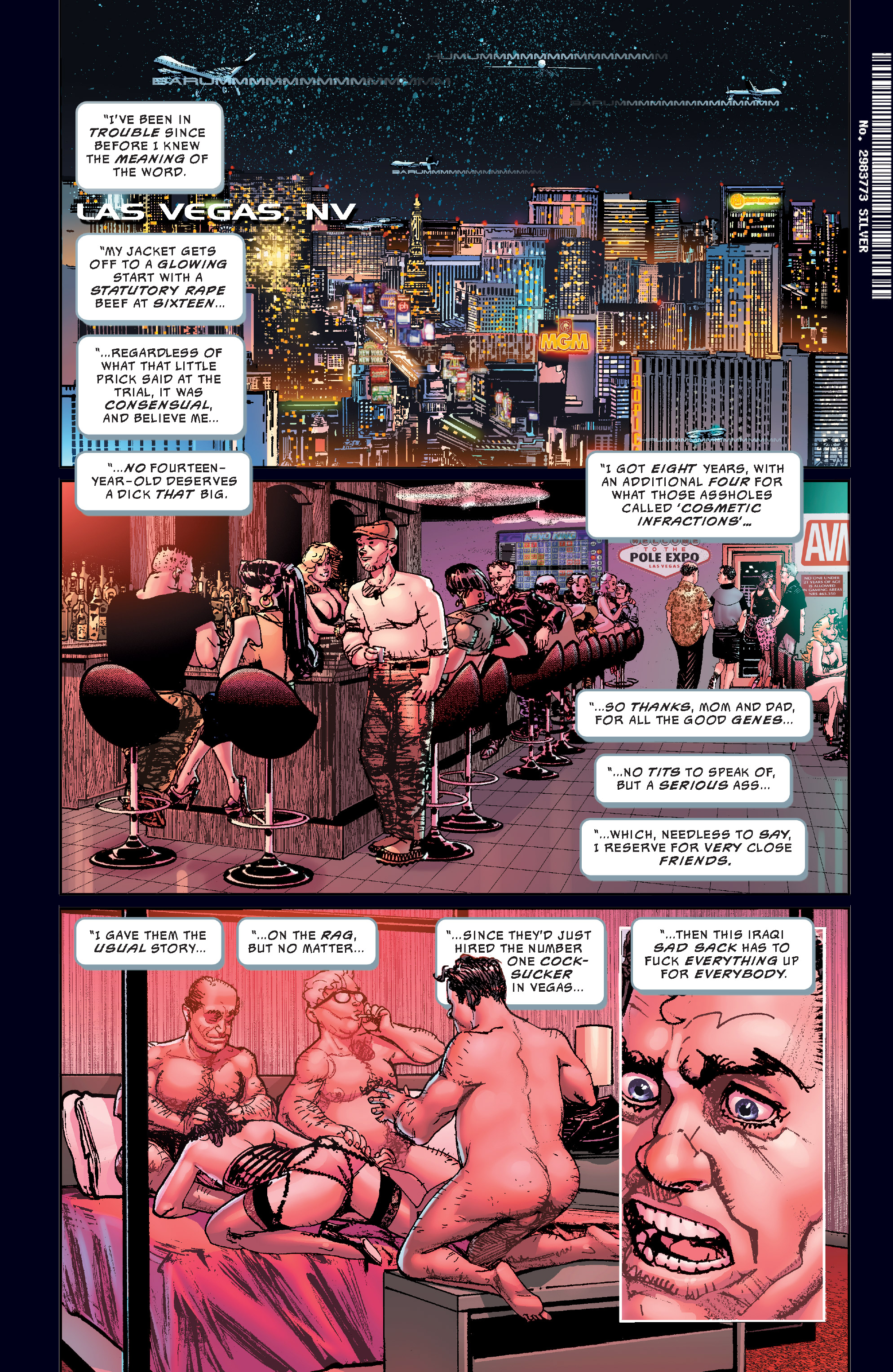 Read online The Divided States of Hysteria comic -  Issue #1 - 11
