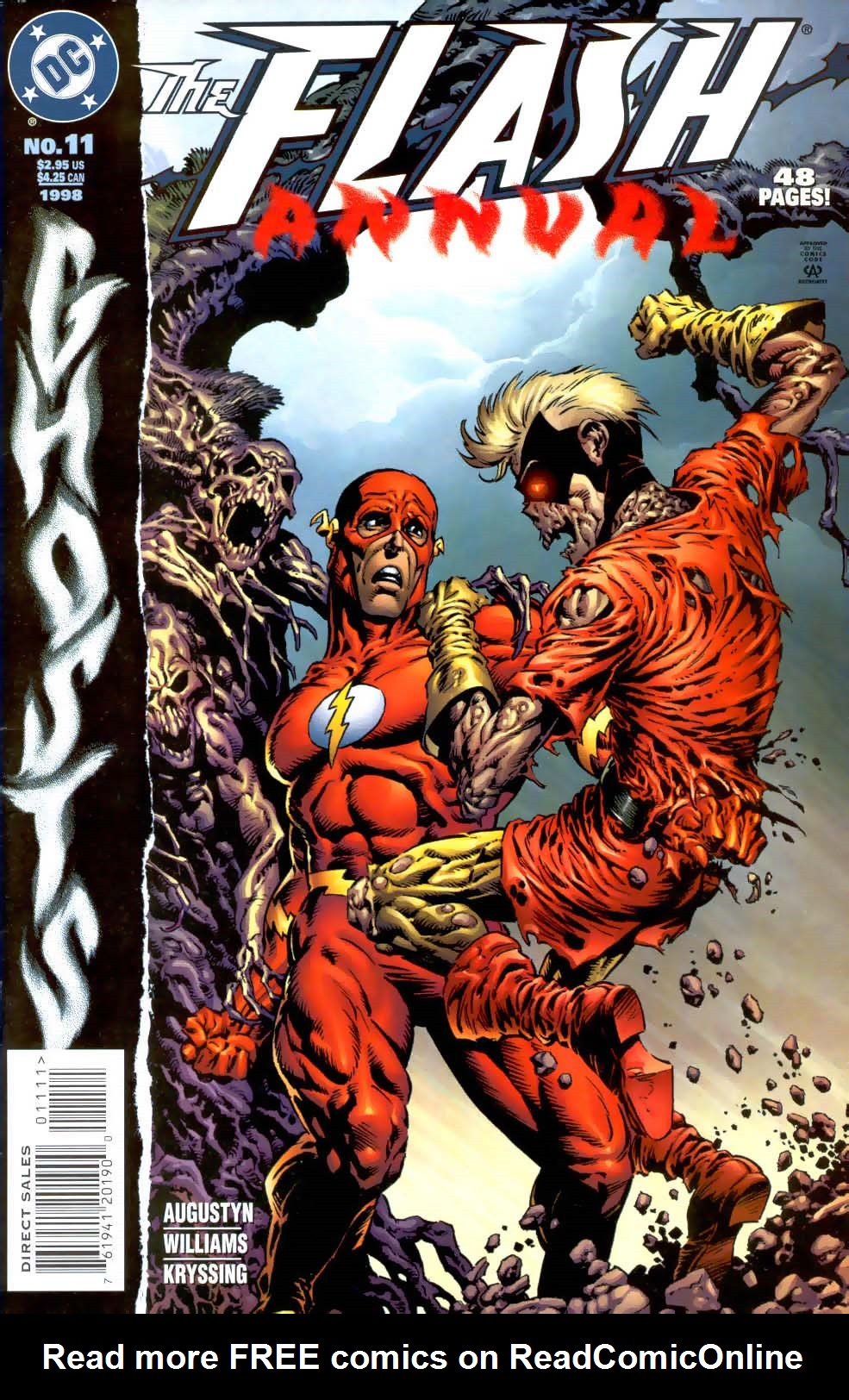 Read online The Flash (1987) comic -  Issue # _Annual 11 - 1
