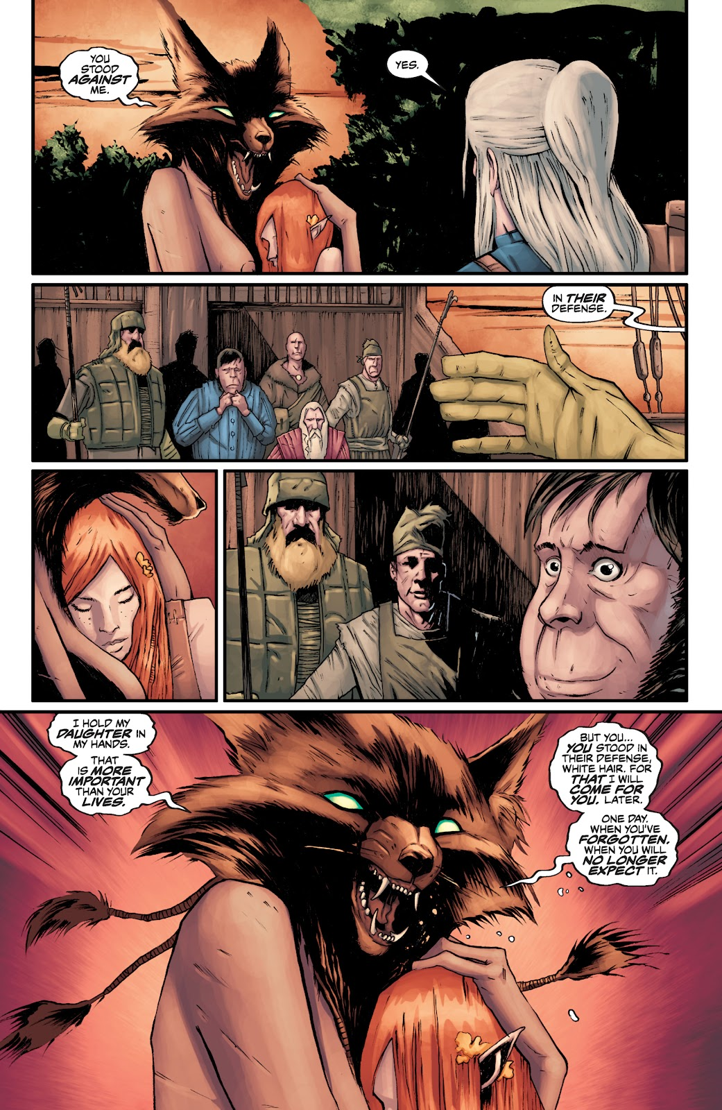 Read online The Witcher Omnibus comic -  Issue # TPB (Part 3) - 30