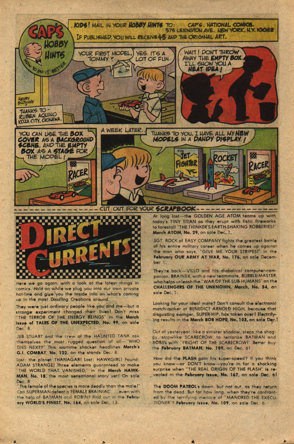 Read online Adventure Comics (1938) comic -  Issue #352 - 17