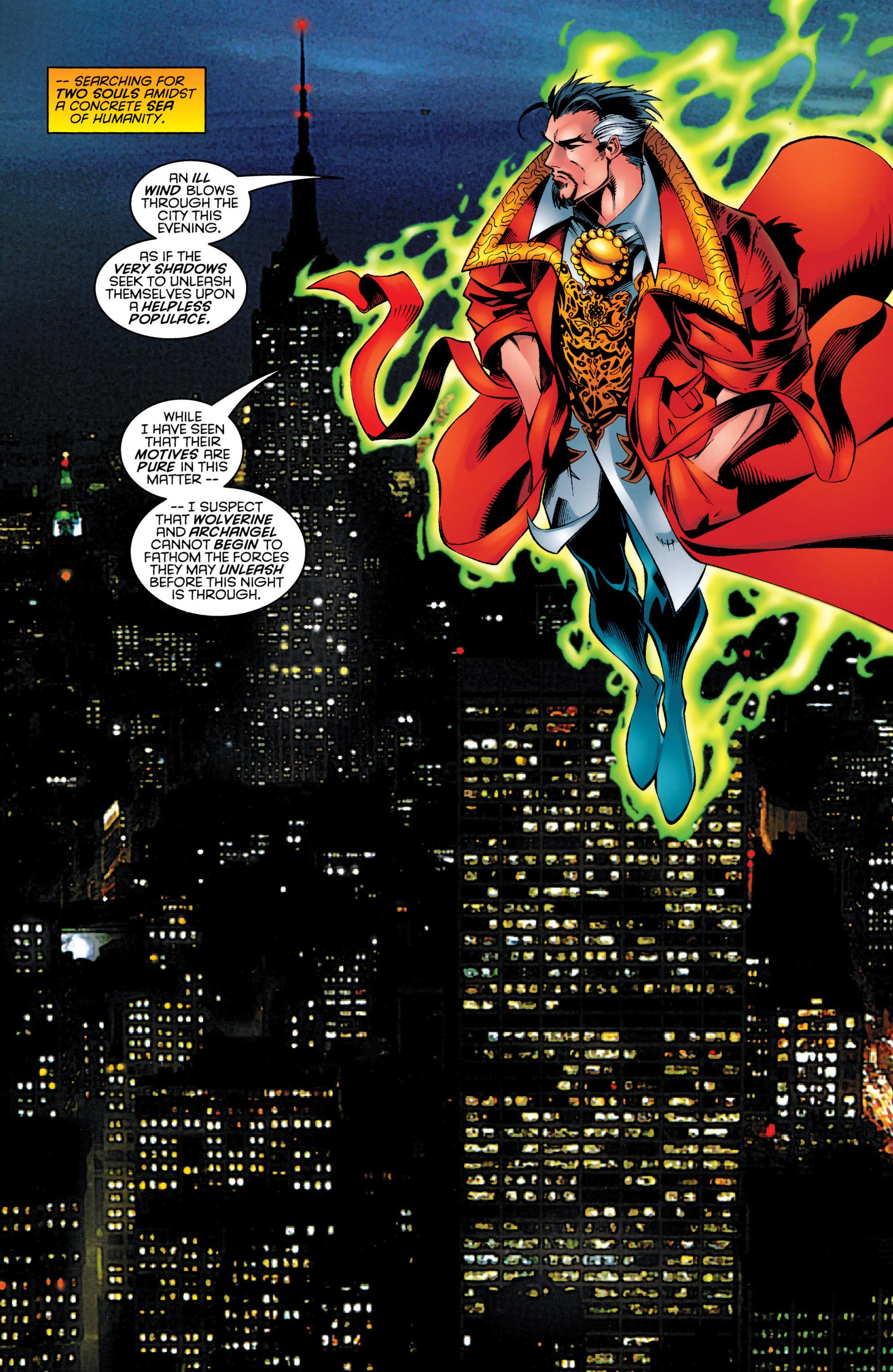 Read online Uncanny X-Men (1963) comic -  Issue #329 - 4