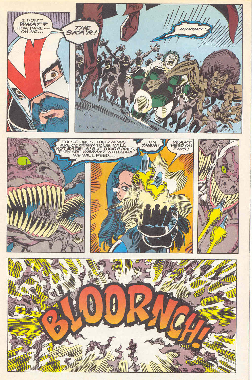 Read online Alpha Flight (1983) comic -  Issue #112 - 18