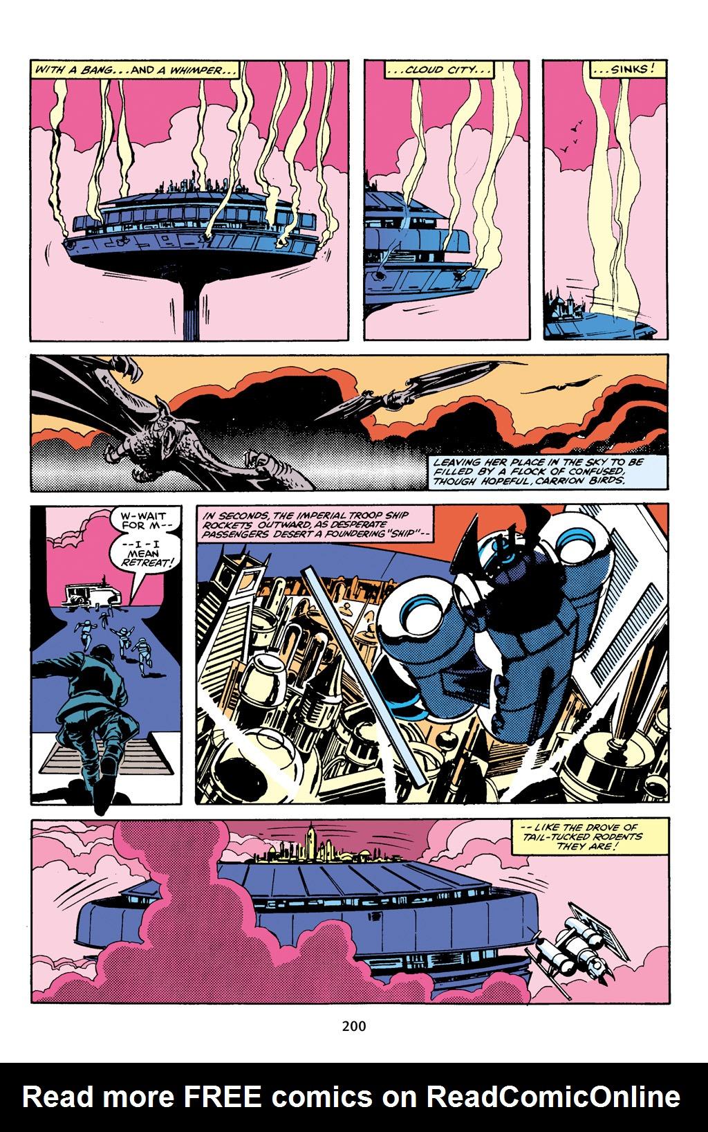 Read online Star Wars Omnibus comic -  Issue # Vol. 16 - 198