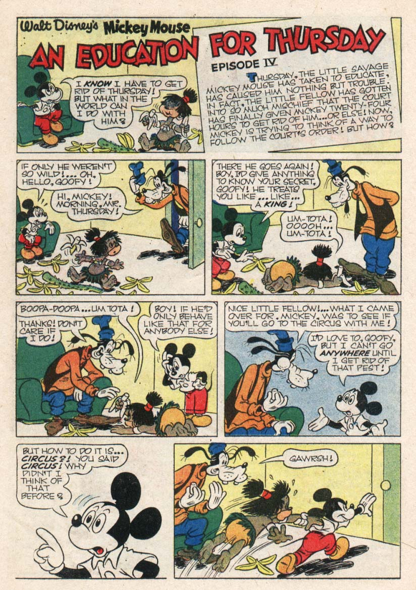 Walt Disney's Comics and Stories issue 240 - Page 25