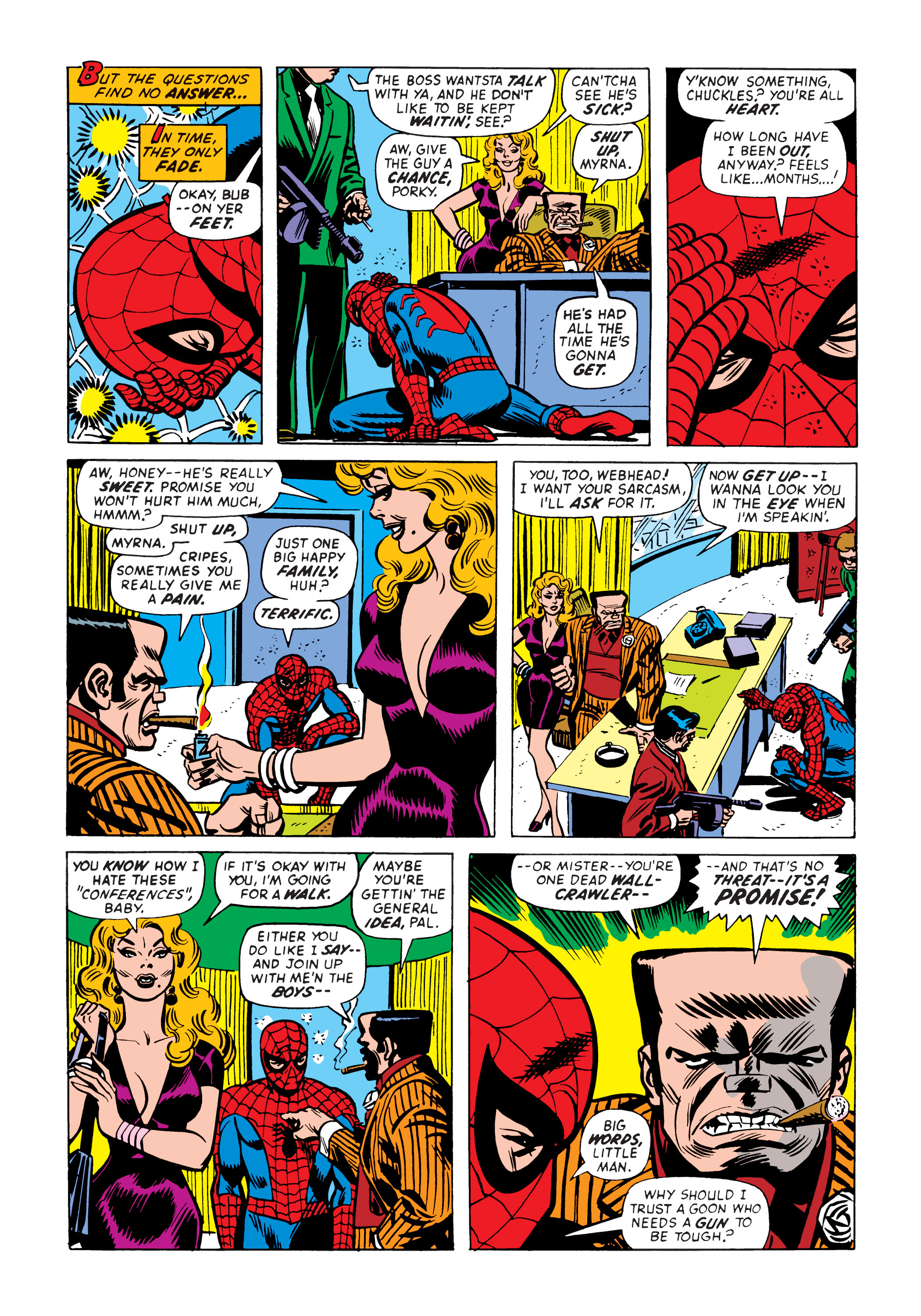 The Amazing Spider-Man (1963) 114 Page 7