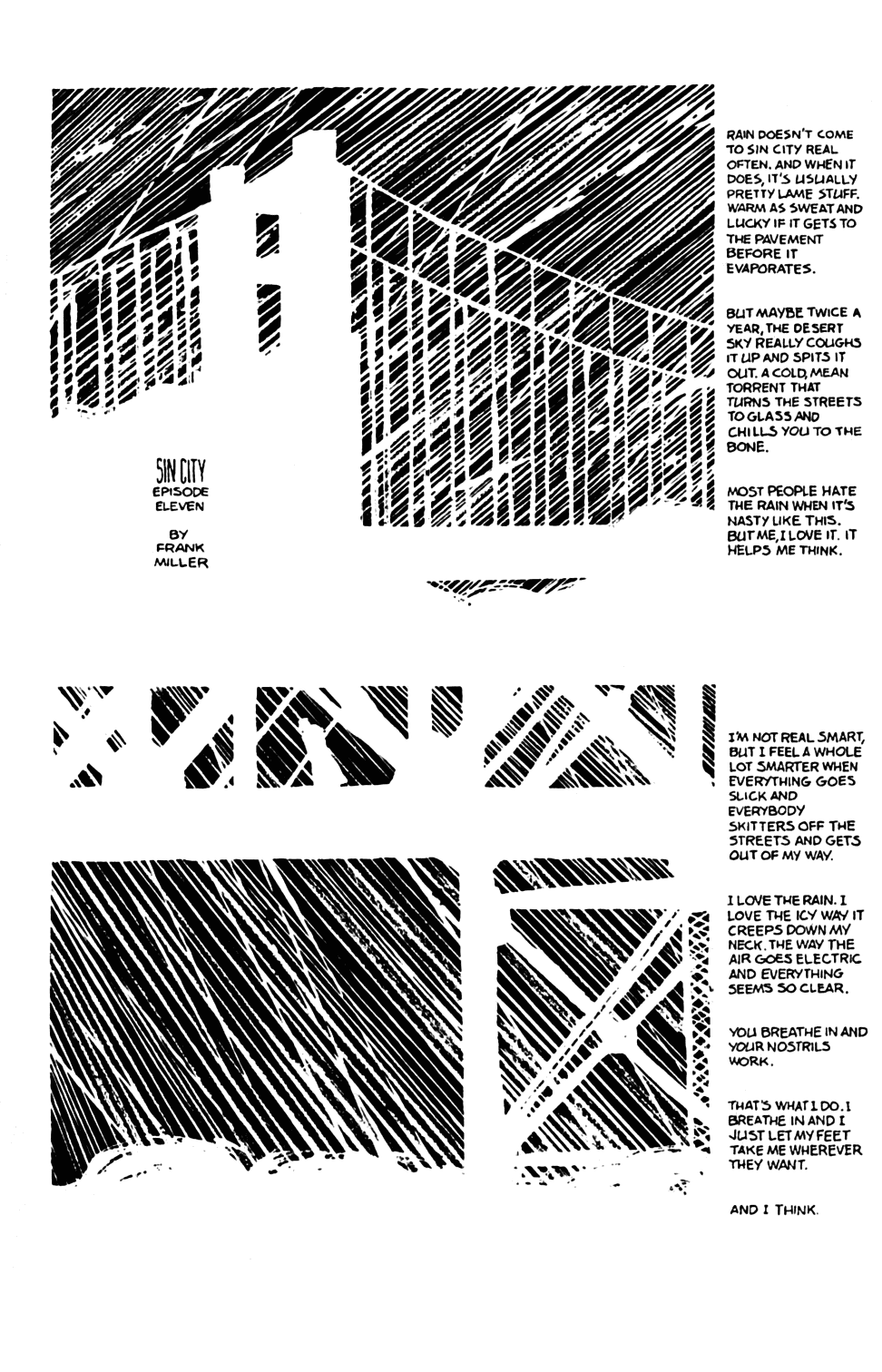 Sin City 11 Page 1