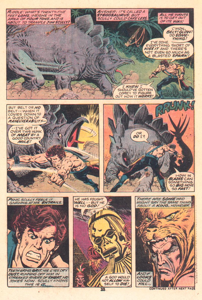 Read online Skull The Slayer comic -  Issue #7 - 14