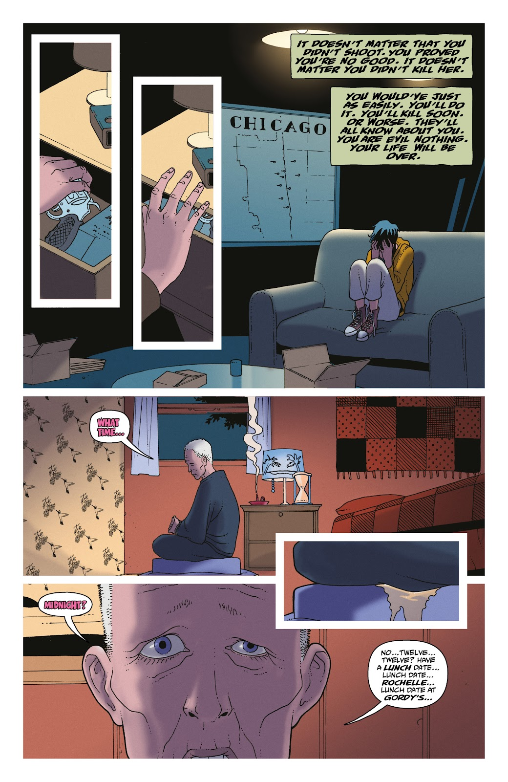 Read online She Could Fly comic -  Issue # _TPB - 59