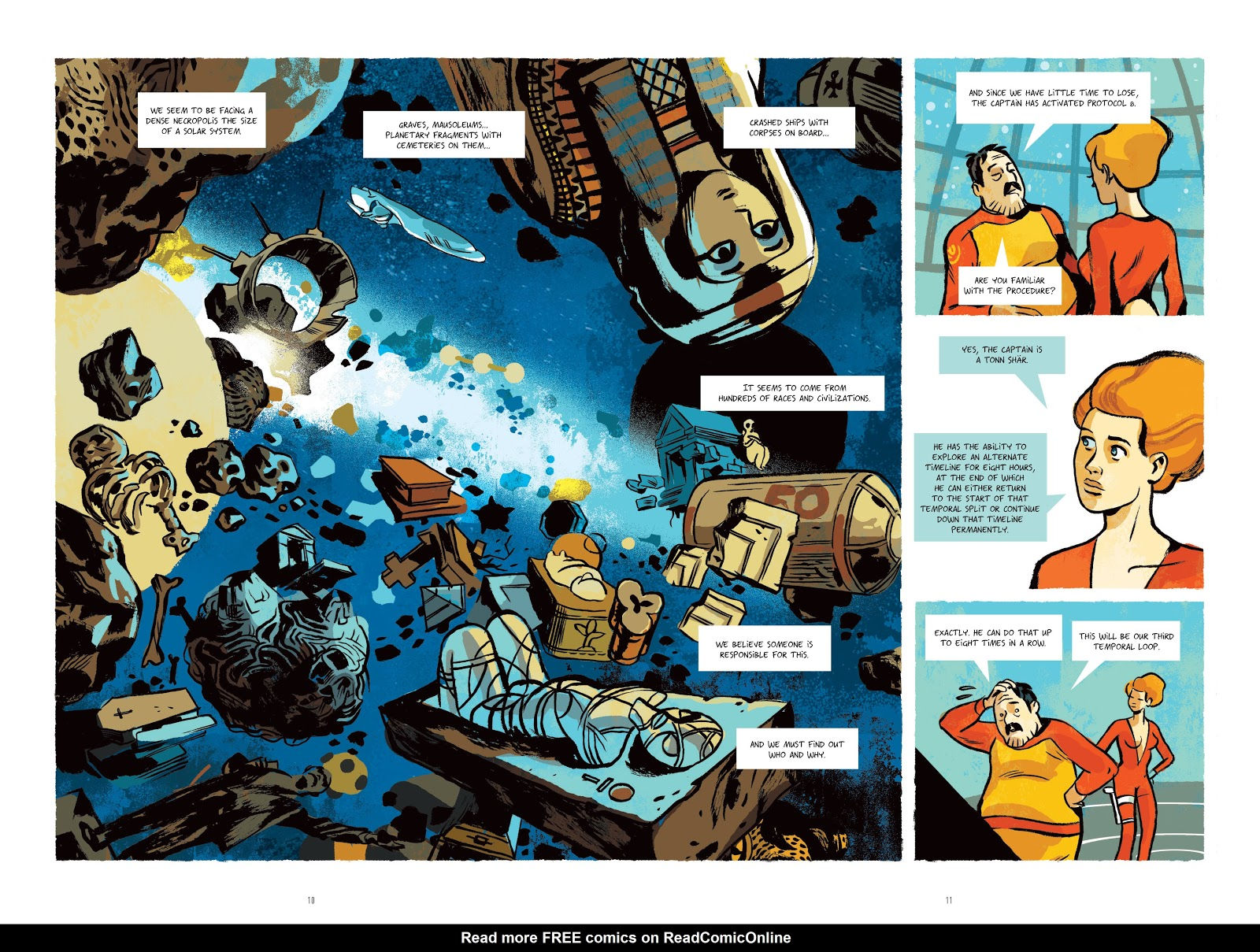 Read online Infinity 8 comic -  Issue # _TPB 3 - 12