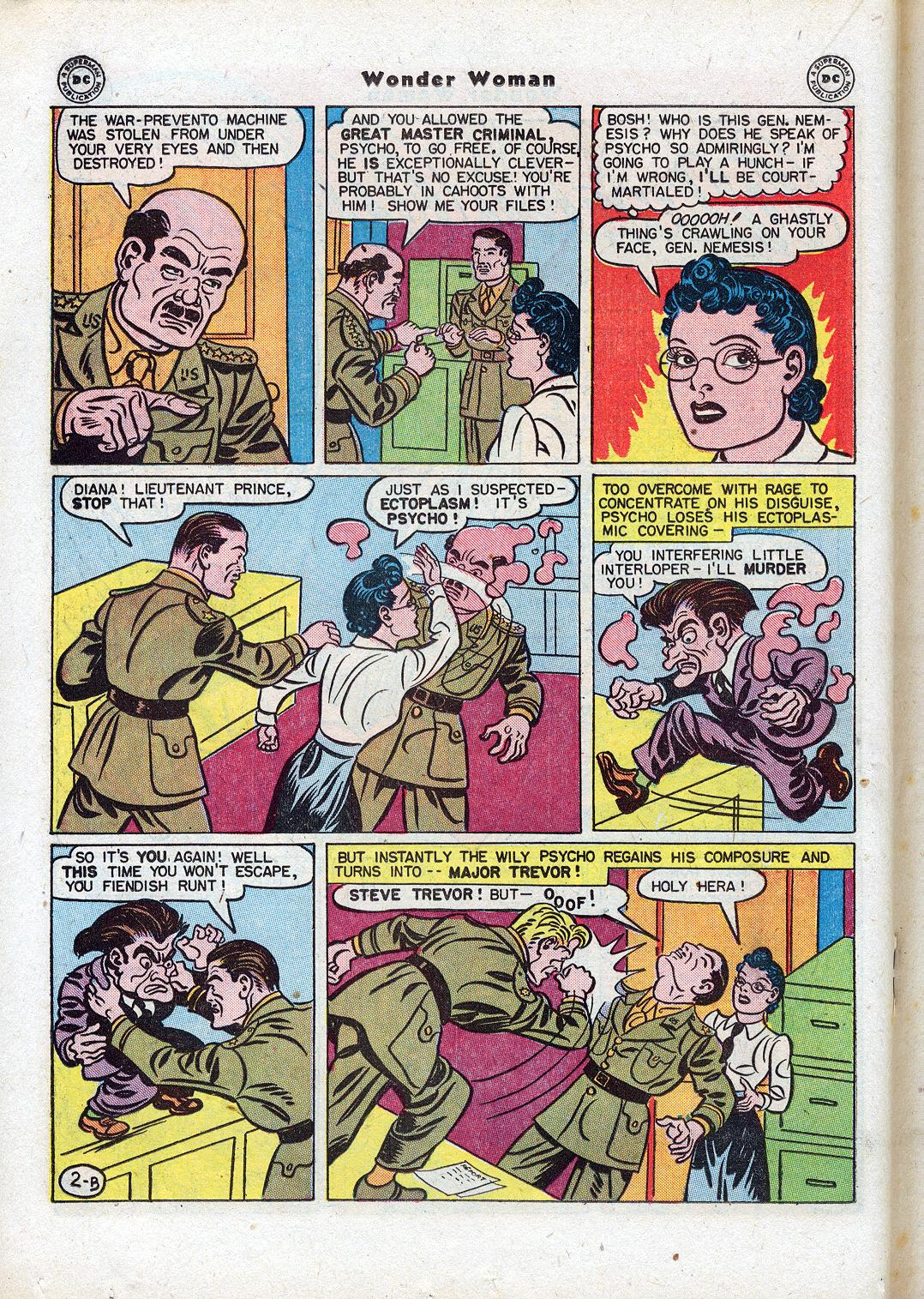 Read online Wonder Woman (1942) comic -  Issue #18 - 26