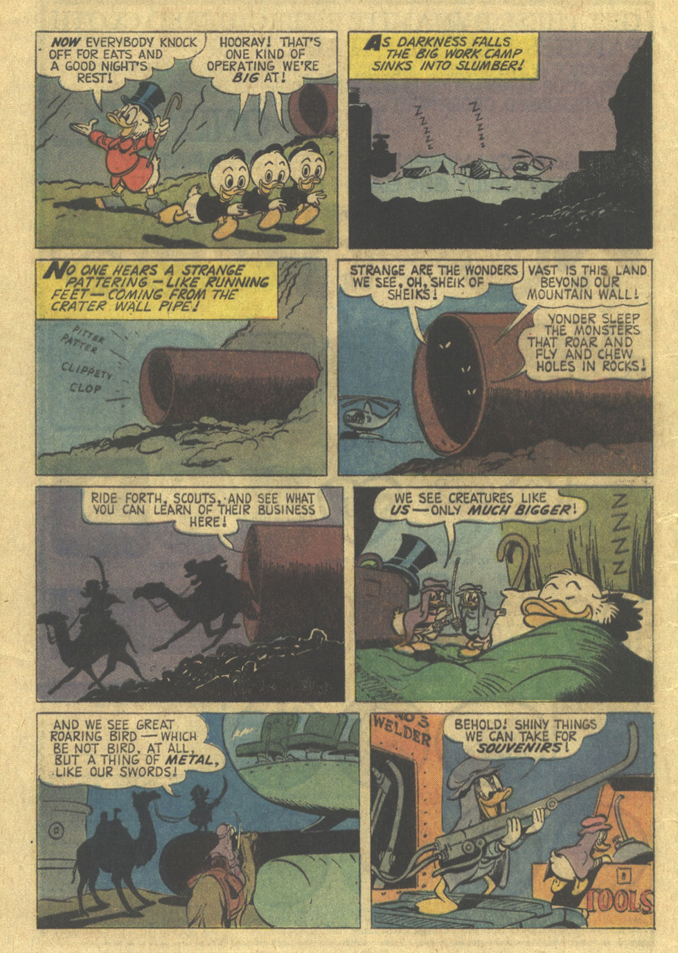 Read online Uncle Scrooge (1953) comic -  Issue #100 - 6