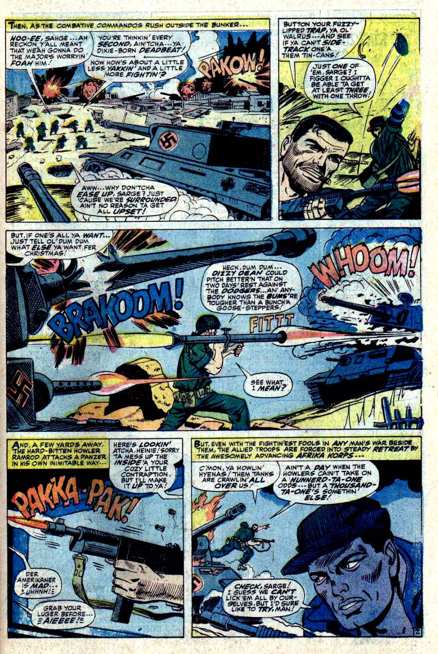 Read online Sgt. Fury comic -  Issue #43 - 11