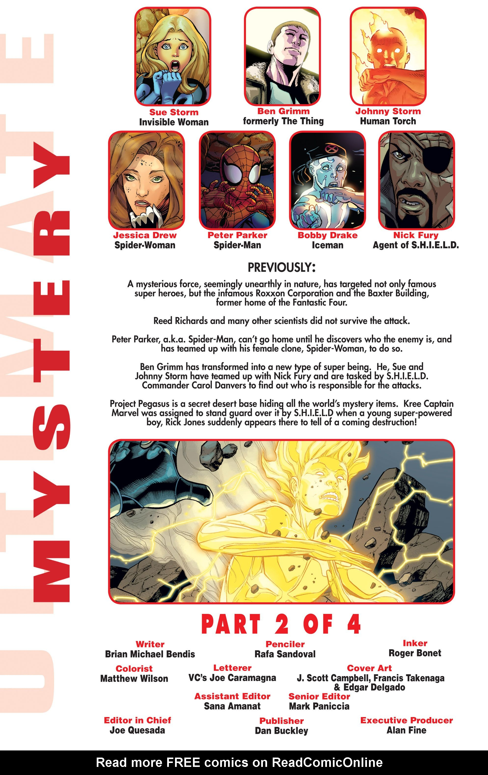 Read online Ultimate Comics Doomsday comic -  Issue # Full - 107