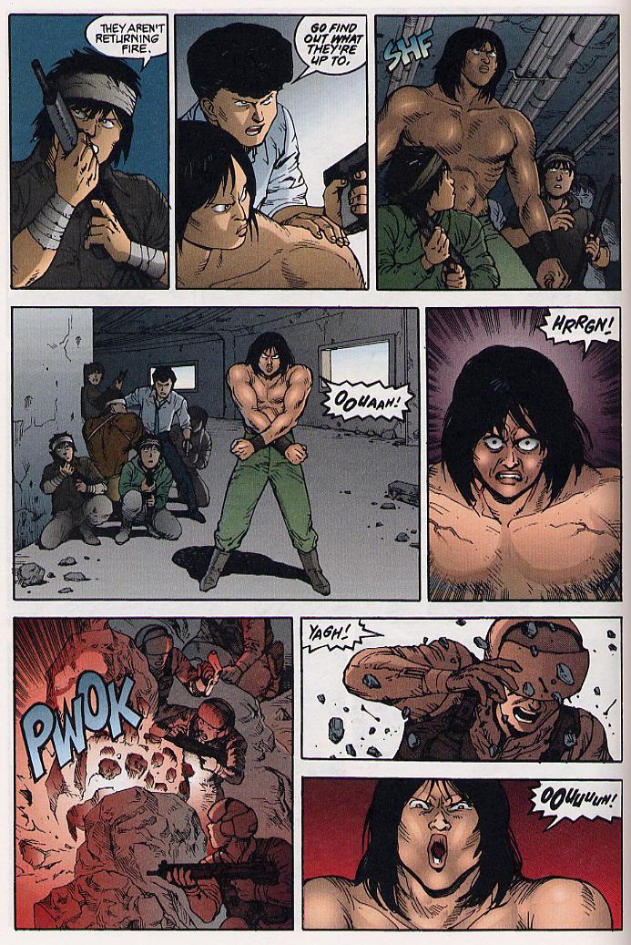 Read online Akira comic -  Issue #31 - 61