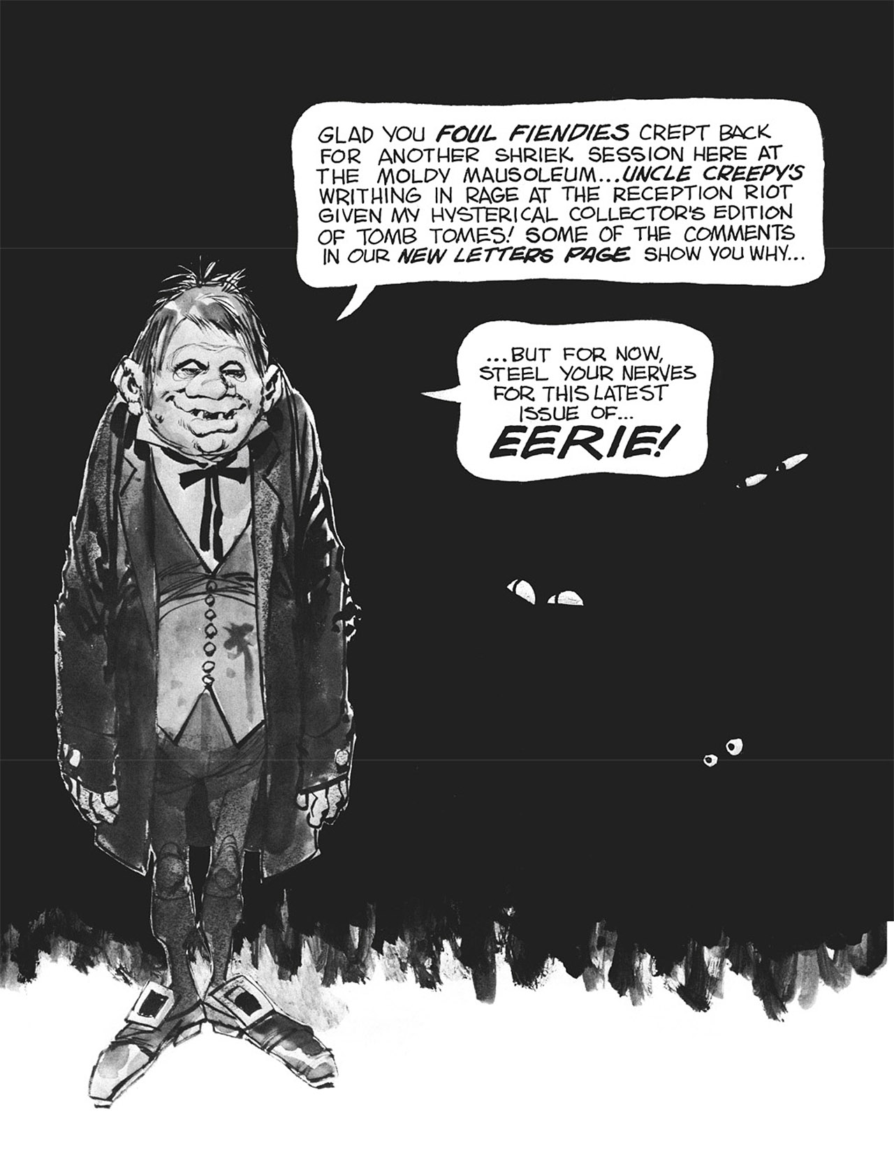 Read online Eerie Archives comic -  Issue # TPB 1 - 89