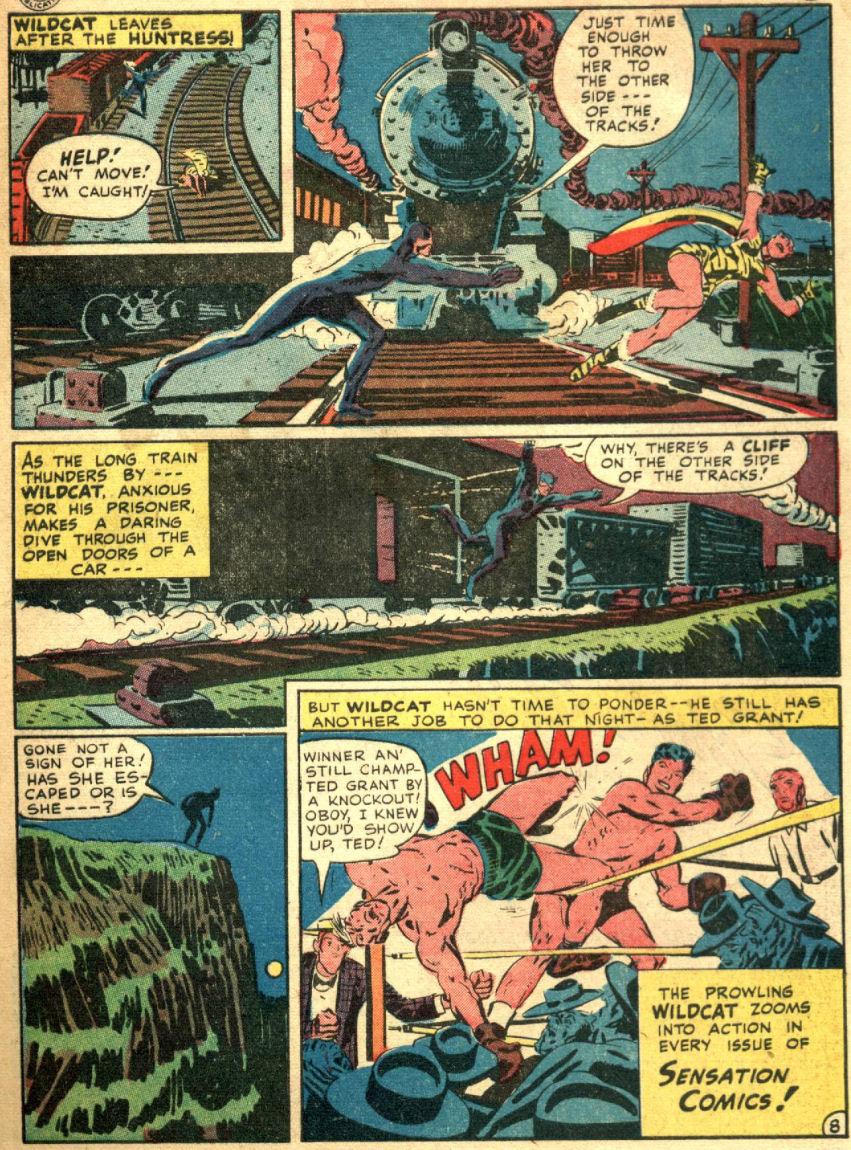 Read online Sensation (Mystery) Comics comic -  Issue #69 - 51