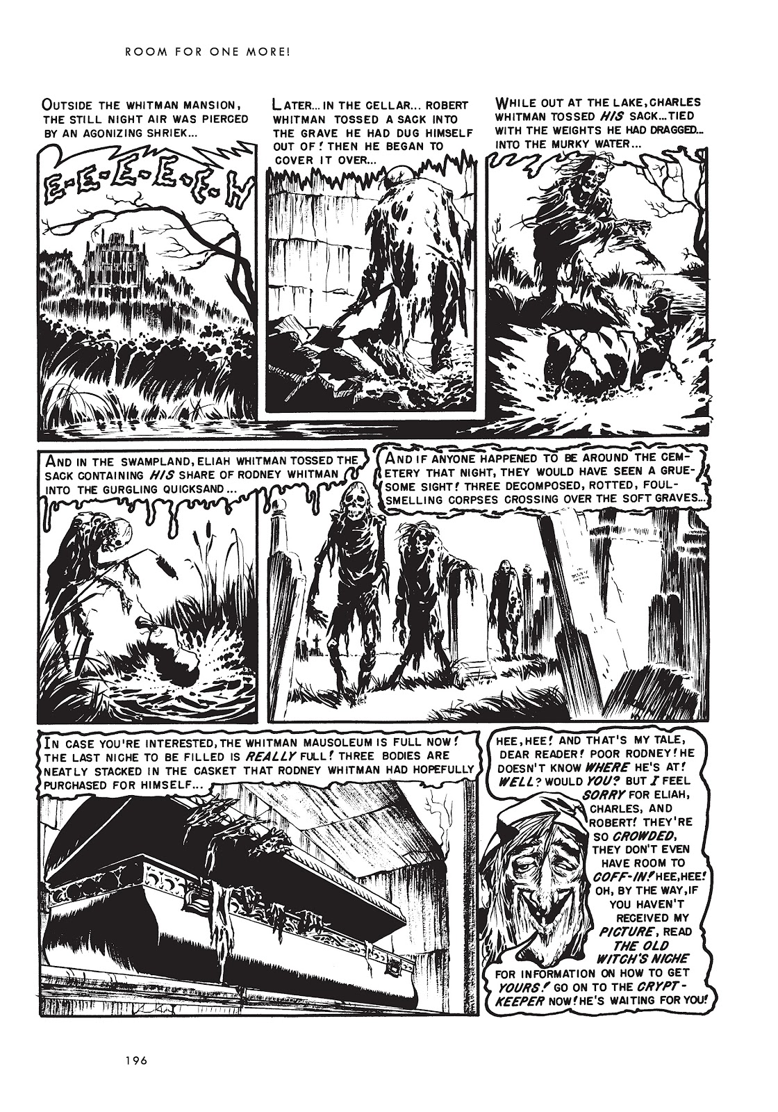 Read online Doctor of Horror and Other Stories comic -  Issue # TPB (Part 2) - 112
