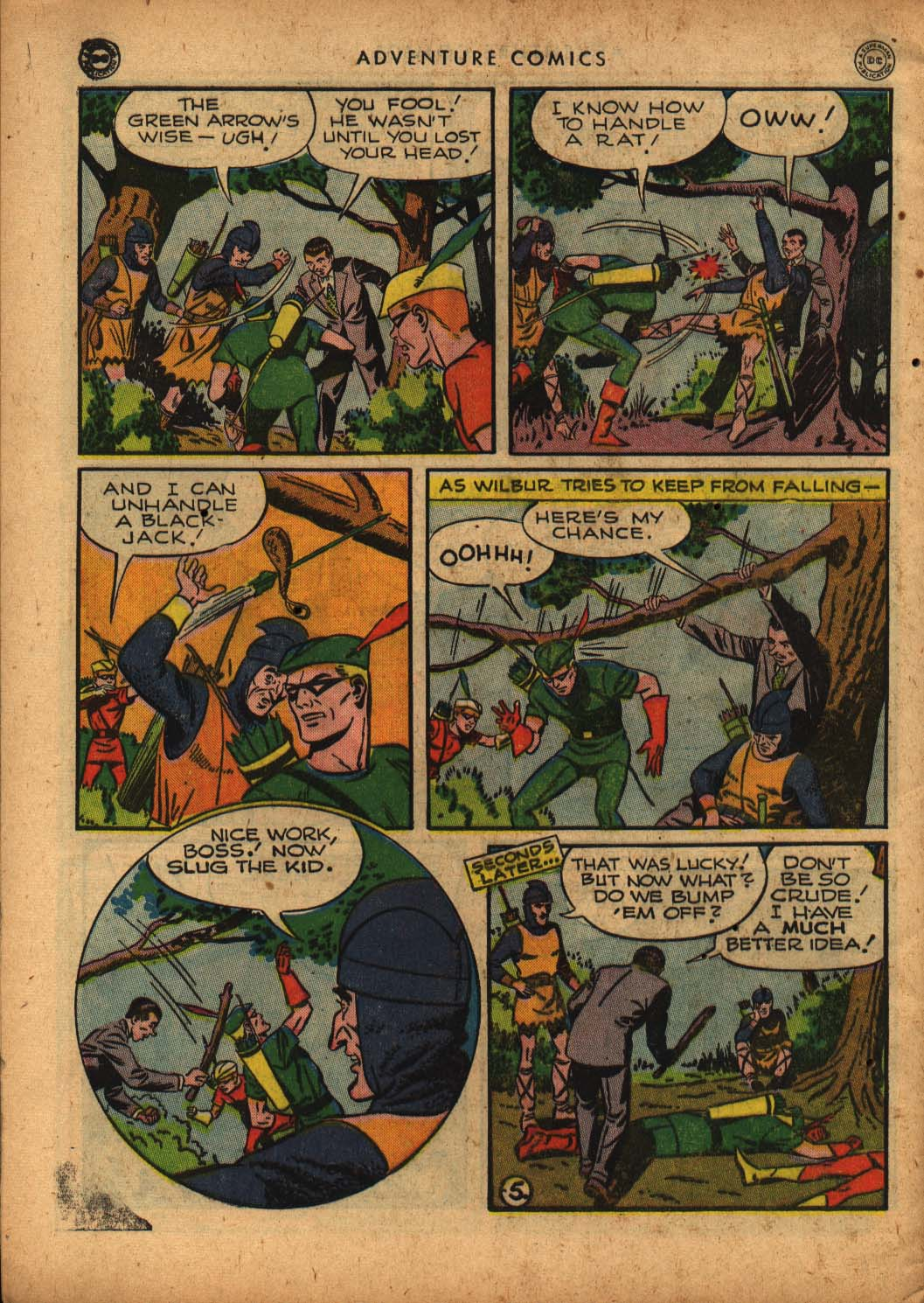 Read online Adventure Comics (1938) comic -  Issue #109 - 46