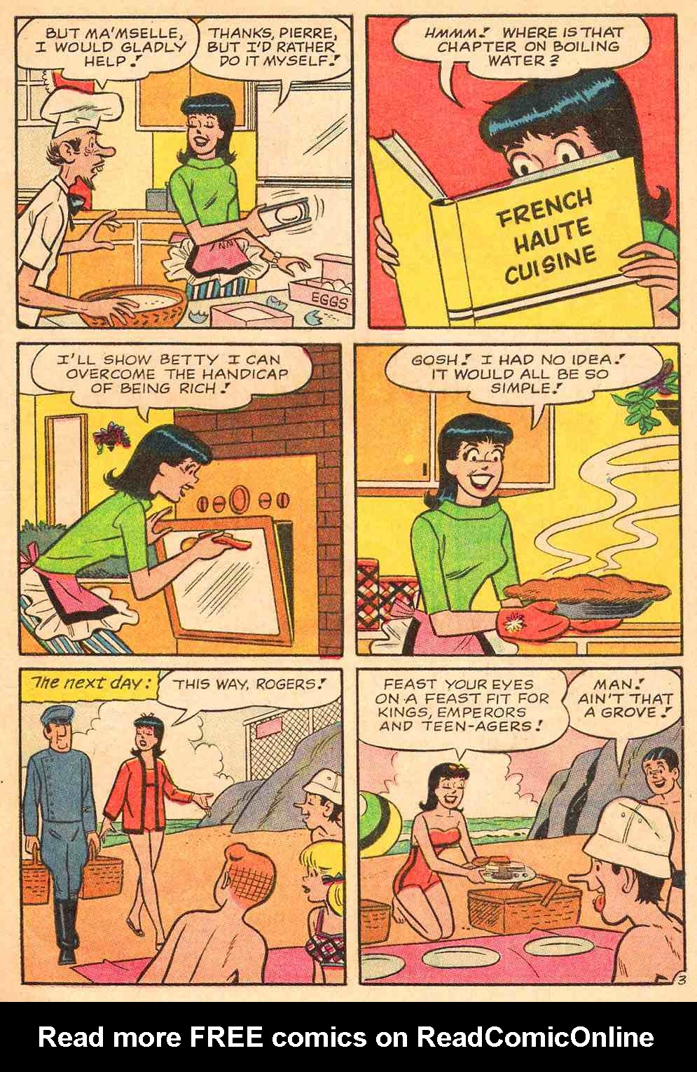 Read online Archie's Girls Betty and Veronica comic -  Issue #130 - 41