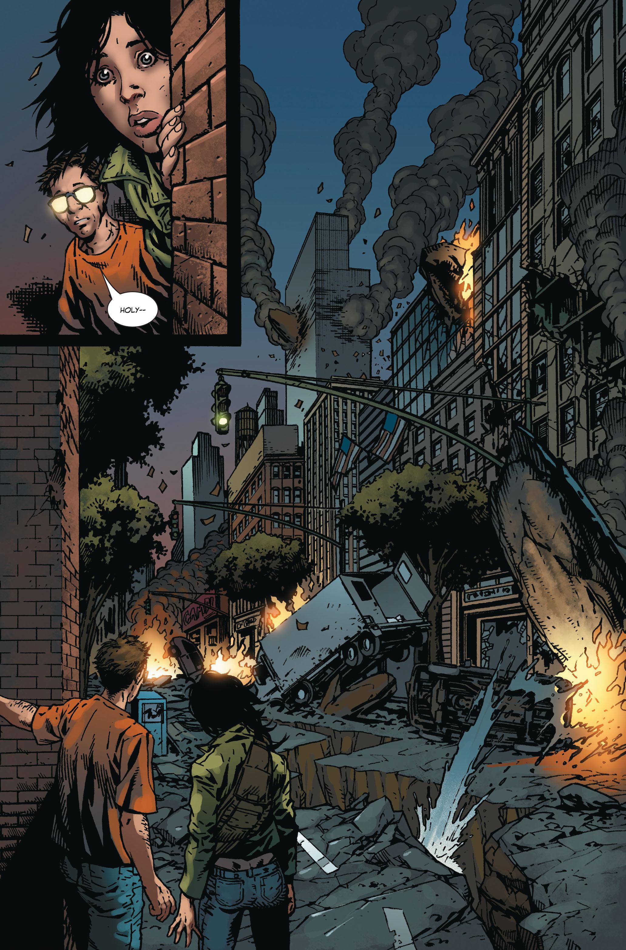 Read online World War Hulk: Front Line comic -  Issue #6 - 10