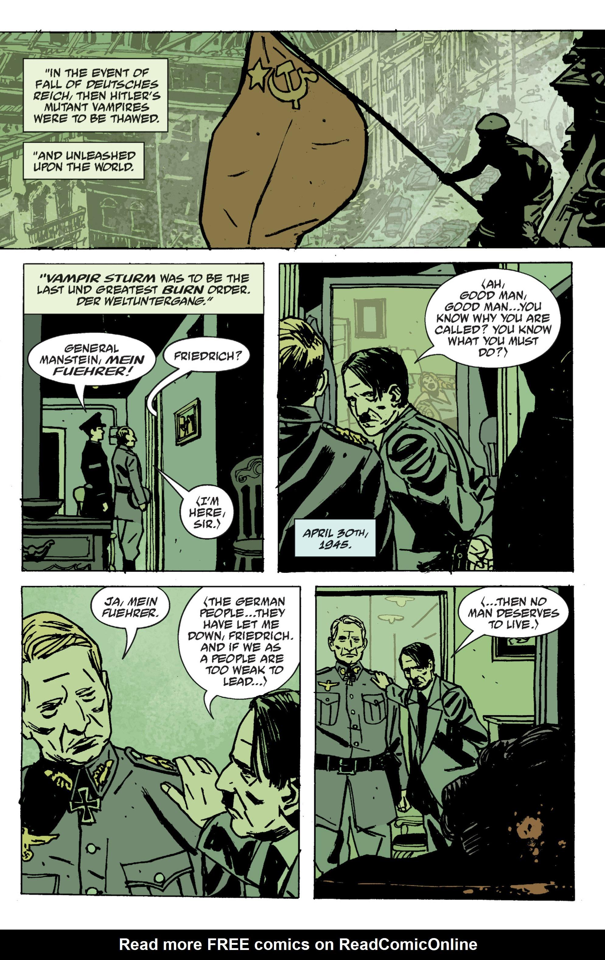 Read online B.P.R.D. (2003) comic -  Issue # TPB 9 - 93