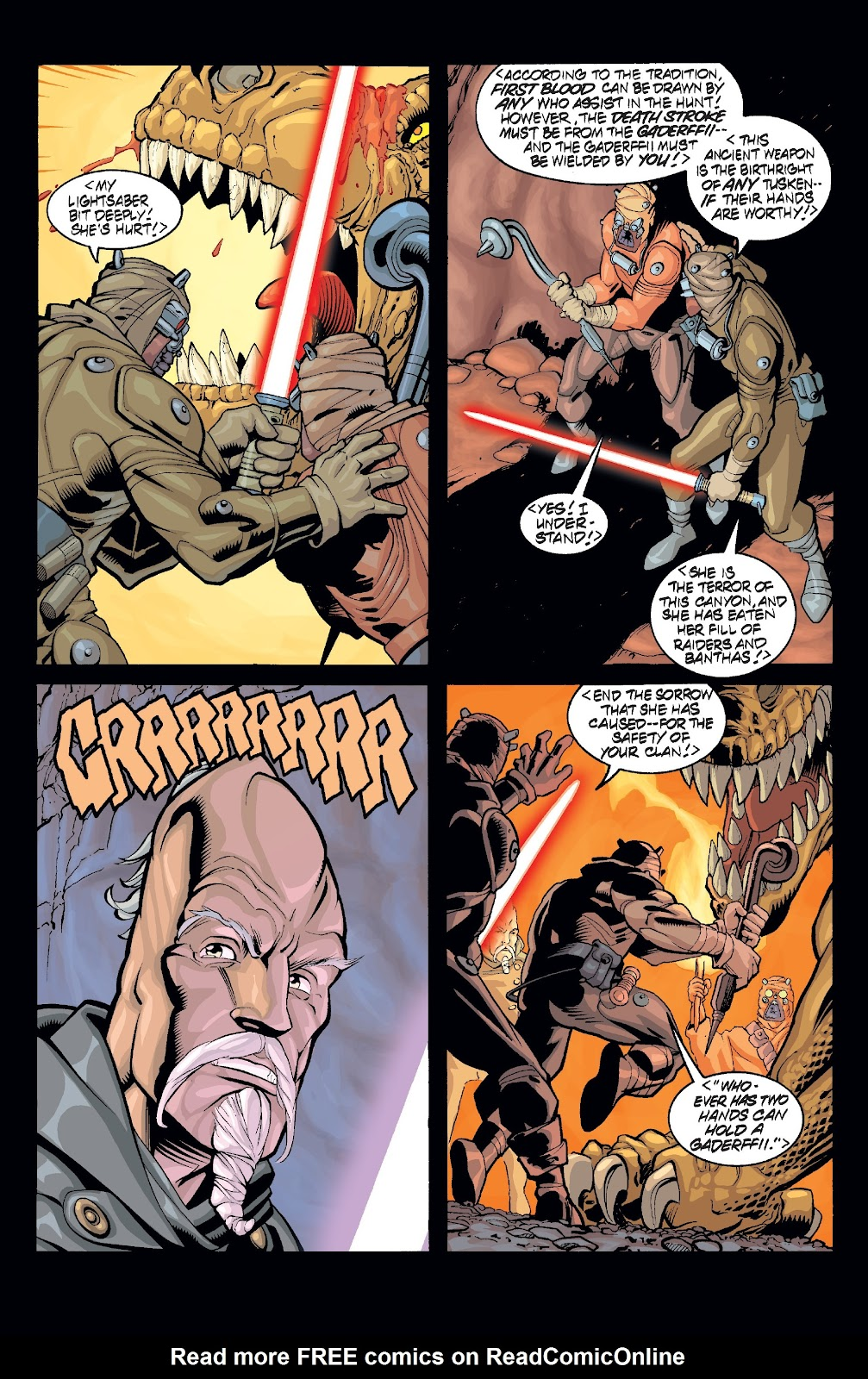 Read online Star Wars Legends Epic Collection: The Menace Revealed comic -  Issue # TPB (Part 2) - 73