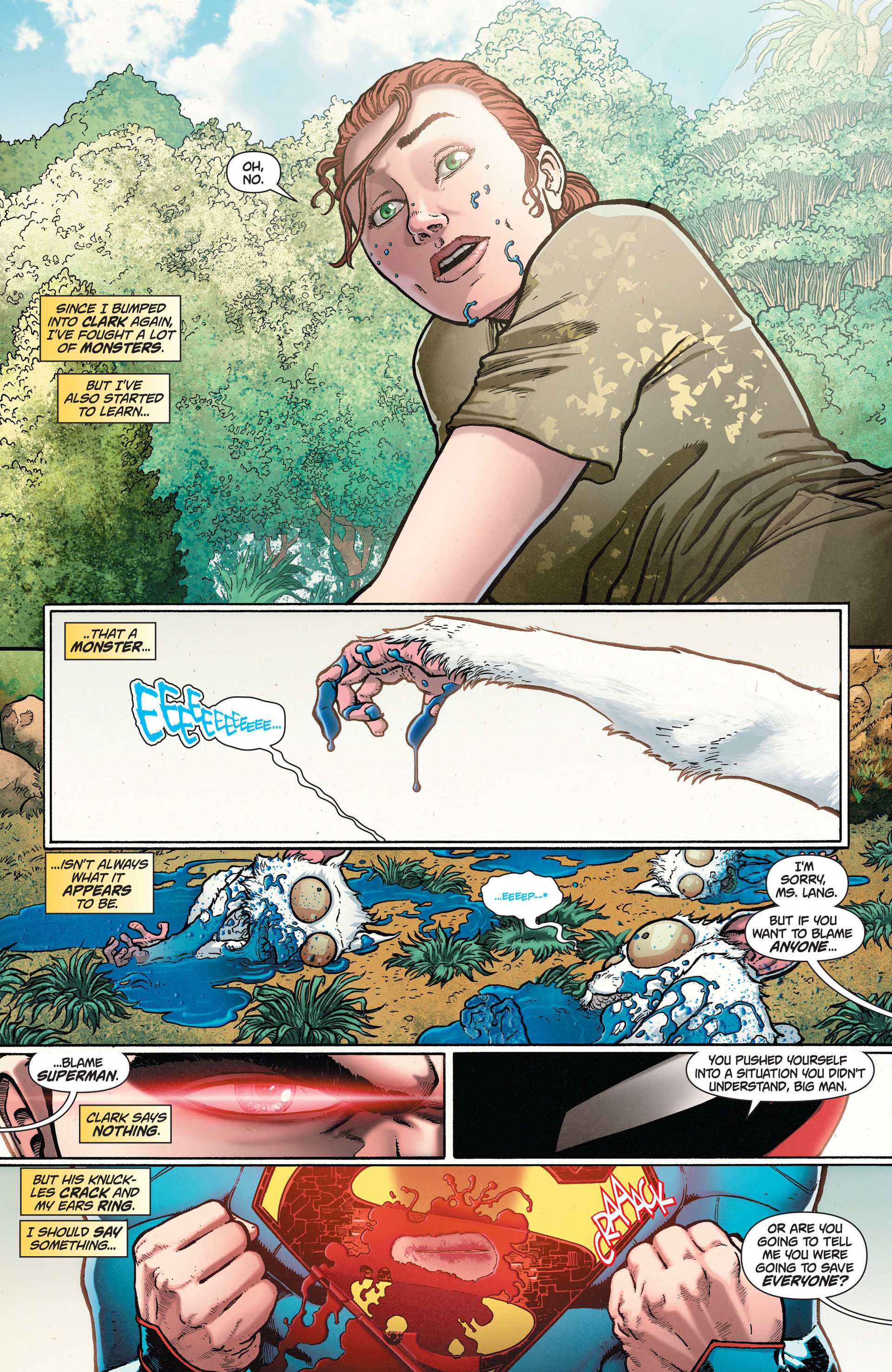 Read online Action Comics (2011) comic -  Issue #29 - 6