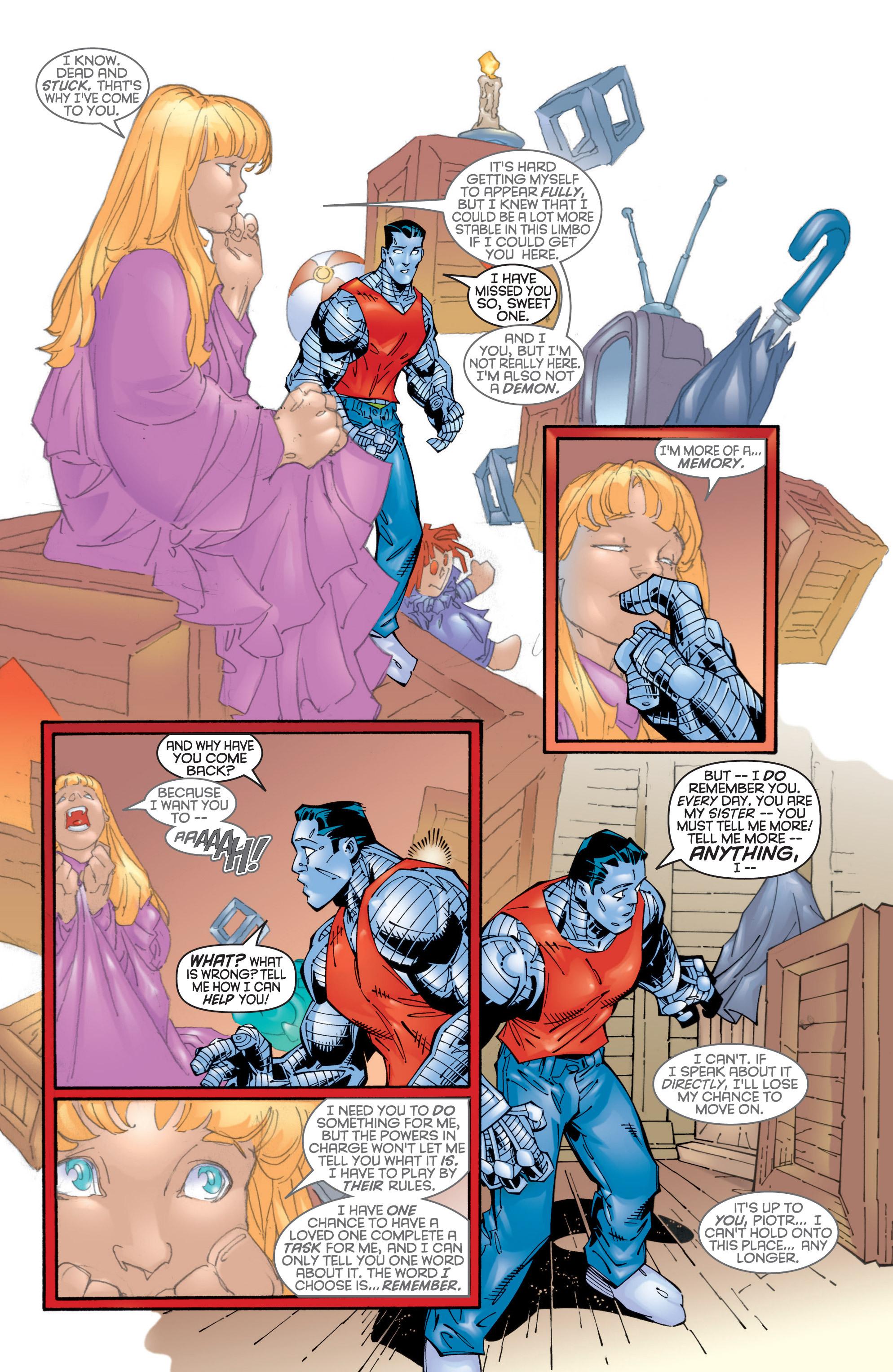 Read online Uncanny X-Men (1963) comic -  Issue #365 - 18